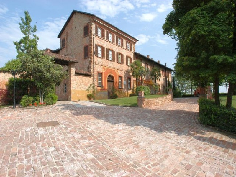 sales property at Magnificent historical ancient castle in Piedmont