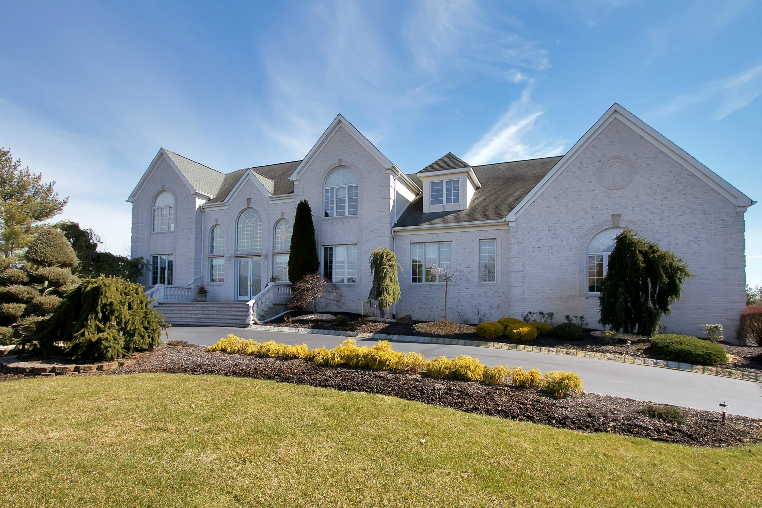 Single Family Home for Sale at Building on the extraordinary 11 Deputy Minister Drive Colts Neck, New Jersey 07722 United States