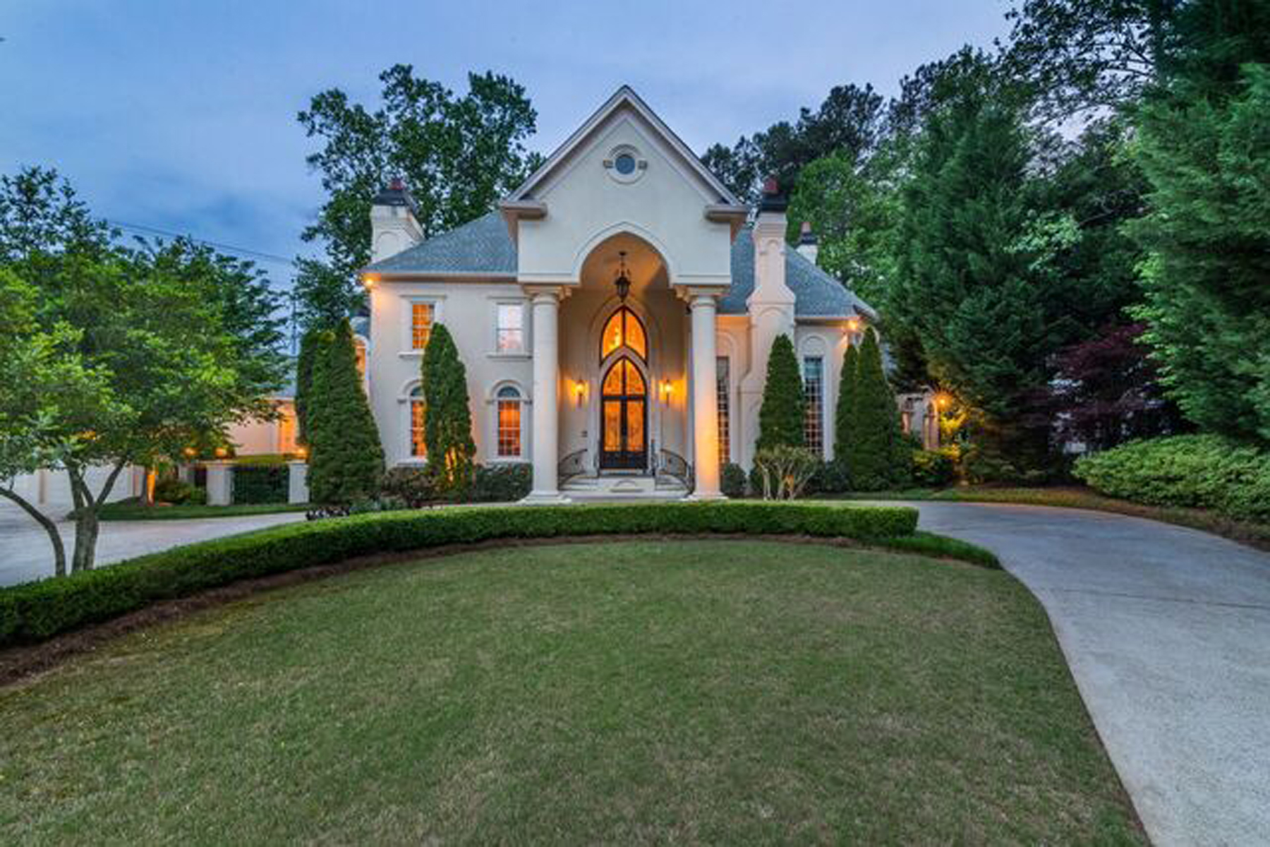 Single Family Home for Sale at Exquisite Custom Home In Walton District 5400 Beau Reve Park Marietta, Georgia, 30068 United States
