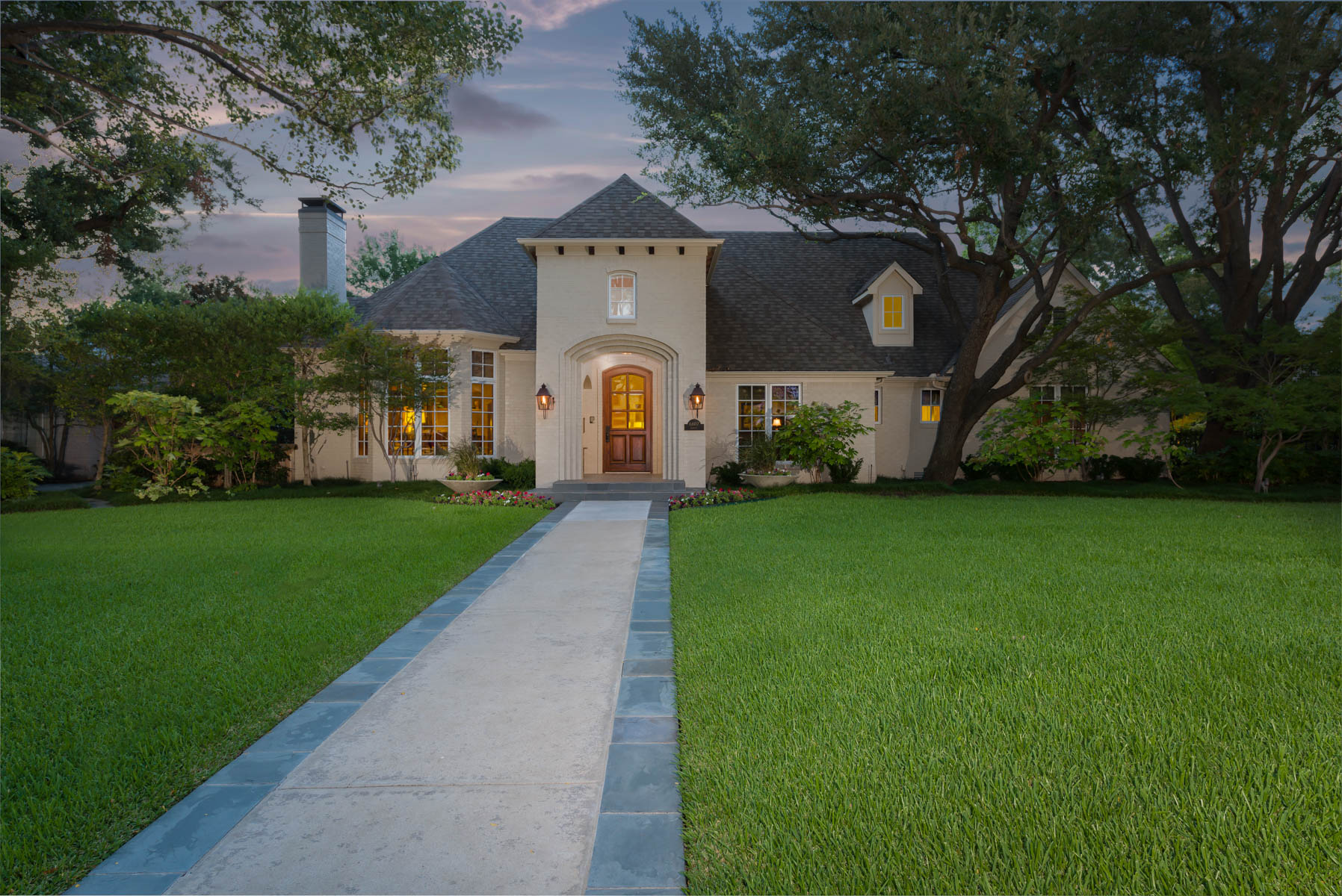 sales property at Updated Preston Hollow Traditional