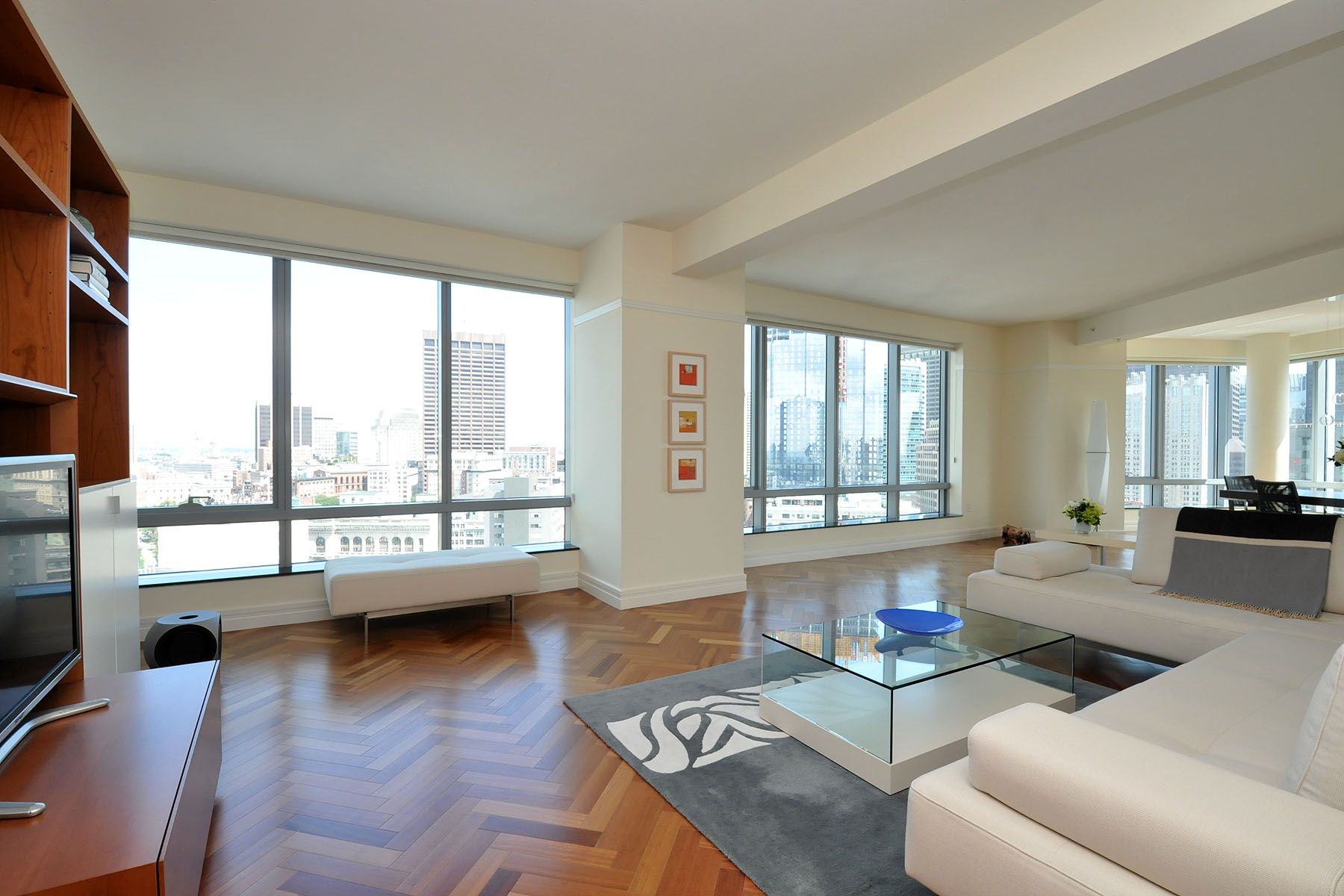 Condominium for Sale at Exquisite City Views 1 Avery Street Unit 24D Midtown, Boston, Massachusetts 02111 United States