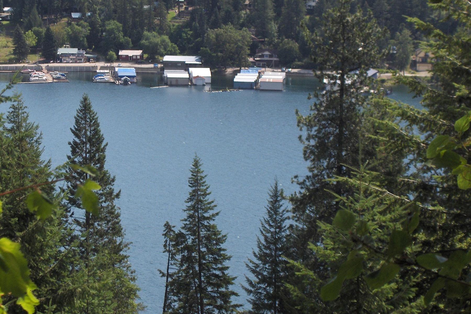 地產 為 出售 在 Water view parcel at Garfield Bay NNA Lot 24 Midas Drive Sagle, 愛達荷州 83860 美國