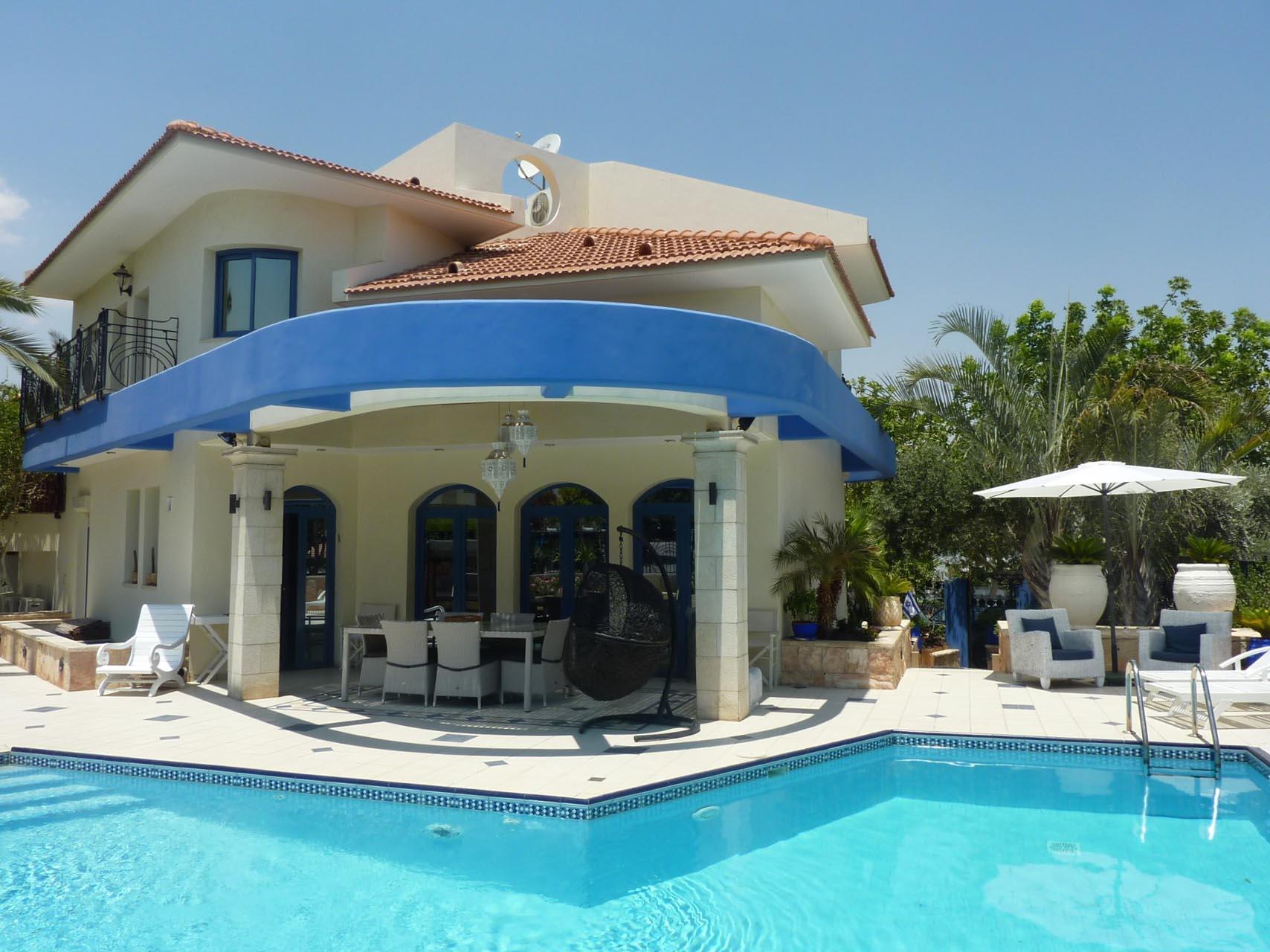 Vivienda unifamiliar por un Venta en Luxury Elegant Villa in Eilat Eilat, Israel Israel