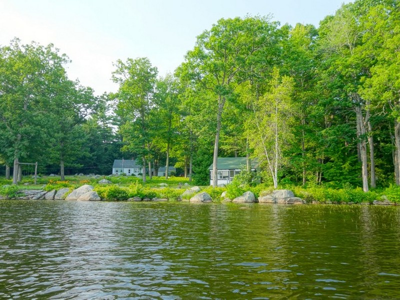 Single Family Home for Sale at Watersedge 12 Acres Onway Lake 56 Langford Road Raymond, New Hampshire 03077 United States