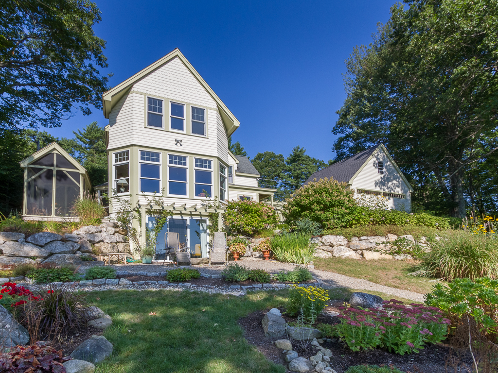 Single Family Home for Sale at 245 Mills Road, Newcastle Newcastle, Maine, 04553 United States