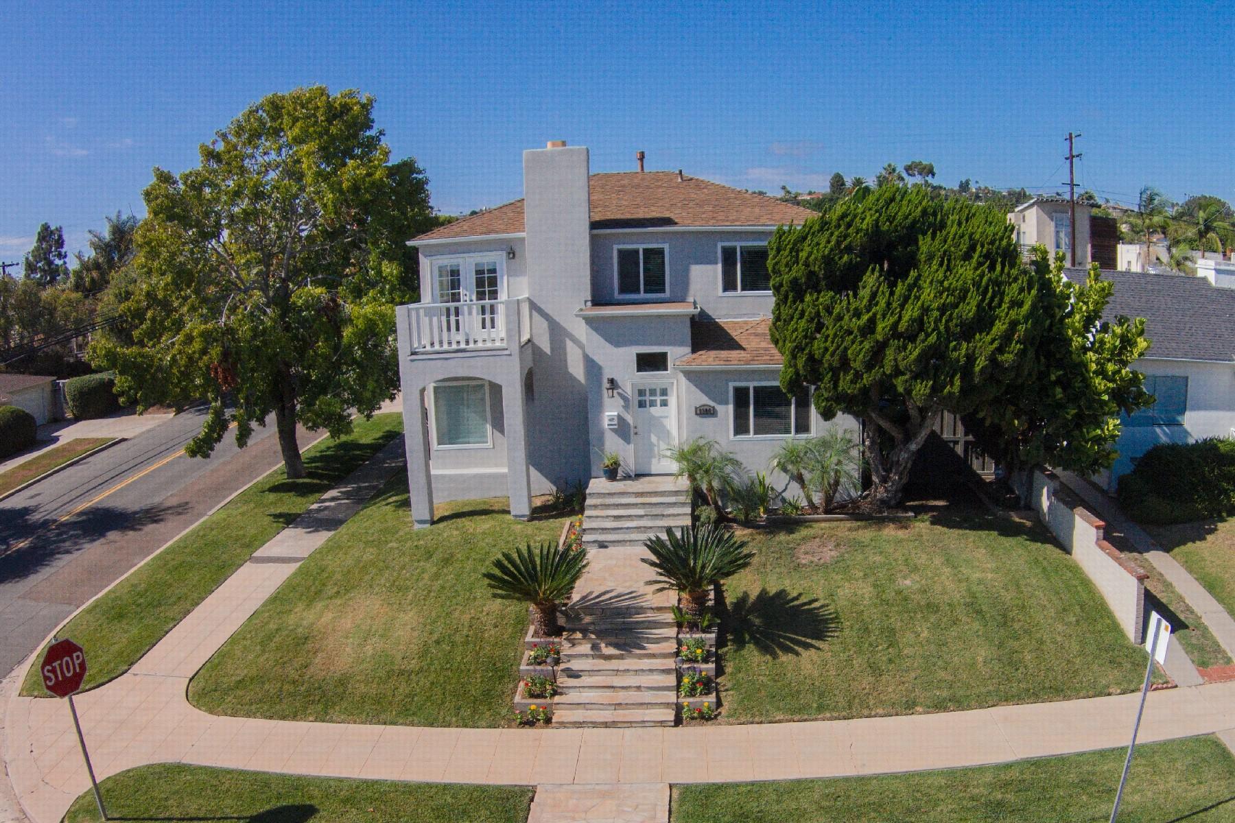 一戸建て のために 売買 アット 1304 Wilbur San Diego, カリフォルニア 92109 アメリカ合衆国