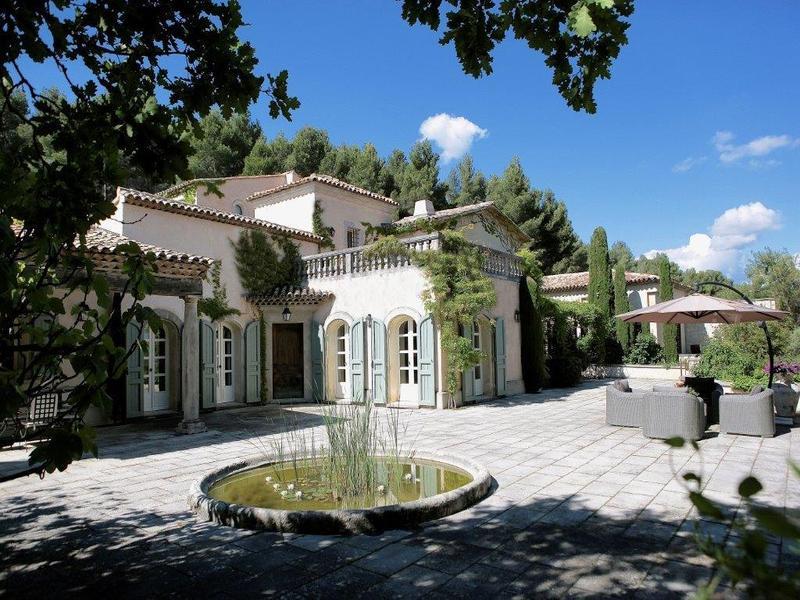 Single Family Home for Sale at Aix-en-Provence - Saint Marc de Jaumegarde Aix-En-Provence, Provence-Alpes-Cote D'Azur 13100 France