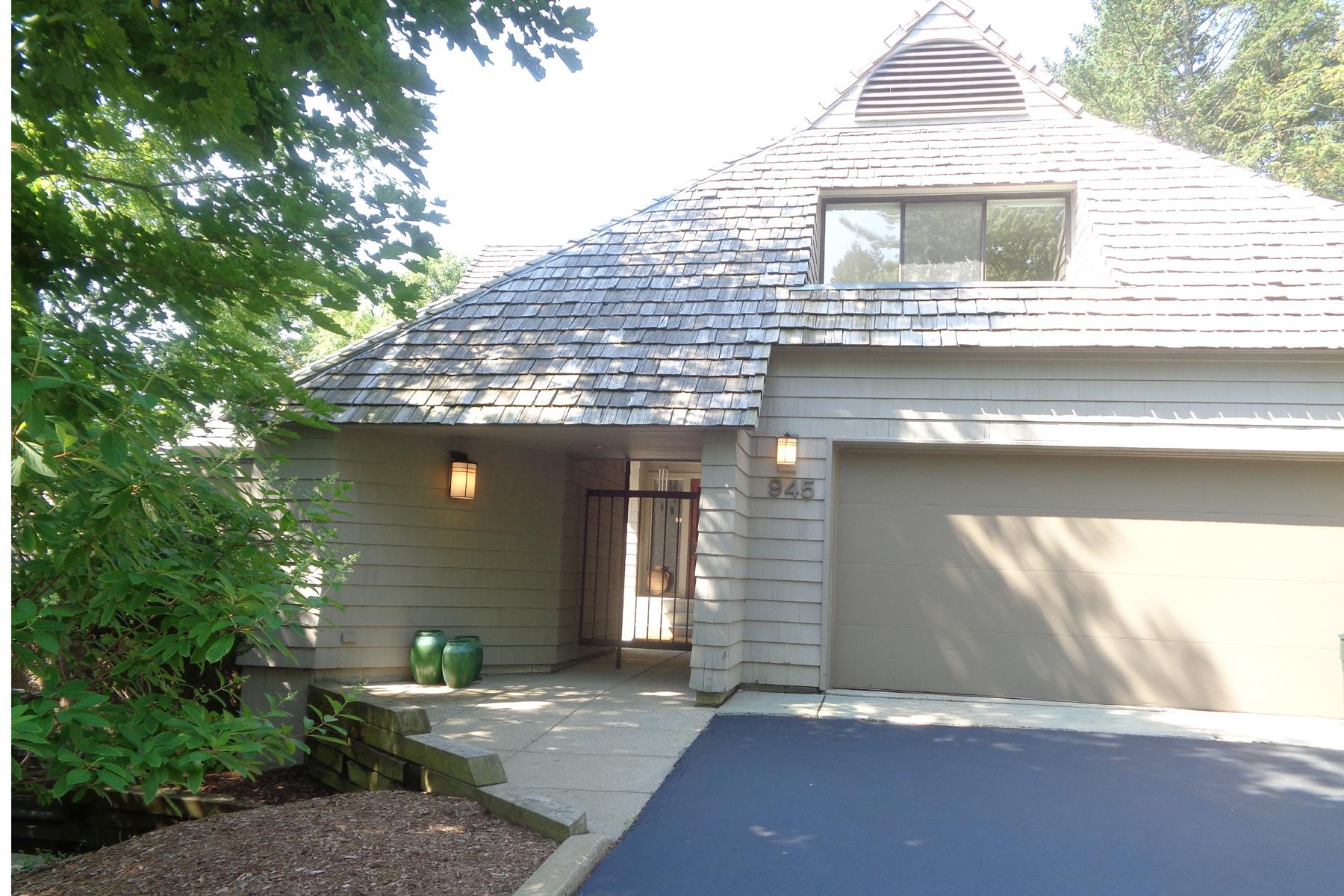 Nhà chung cư vì Bán tại Bloomfield Hills 945 Bloomfield Woods Bloomfield Hills, Michigan, 48304 Hoa Kỳ