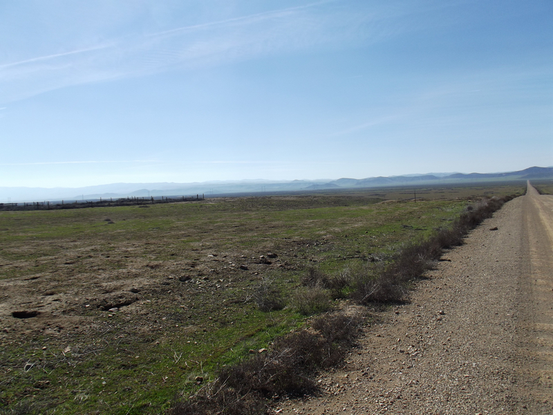 sales property at 39.91+- Acres of Land West of California Valley