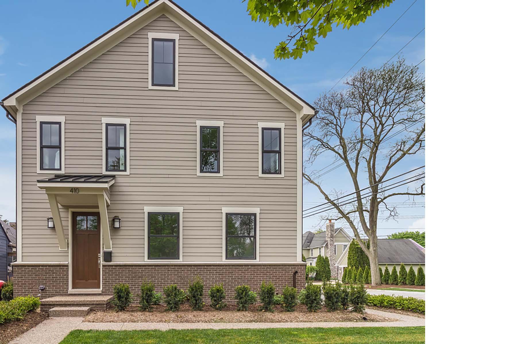 独户住宅 为 销售 在 Birmingham 410 Bennaville Avenue 伯明翰, 密歇根州, 48009 美国
