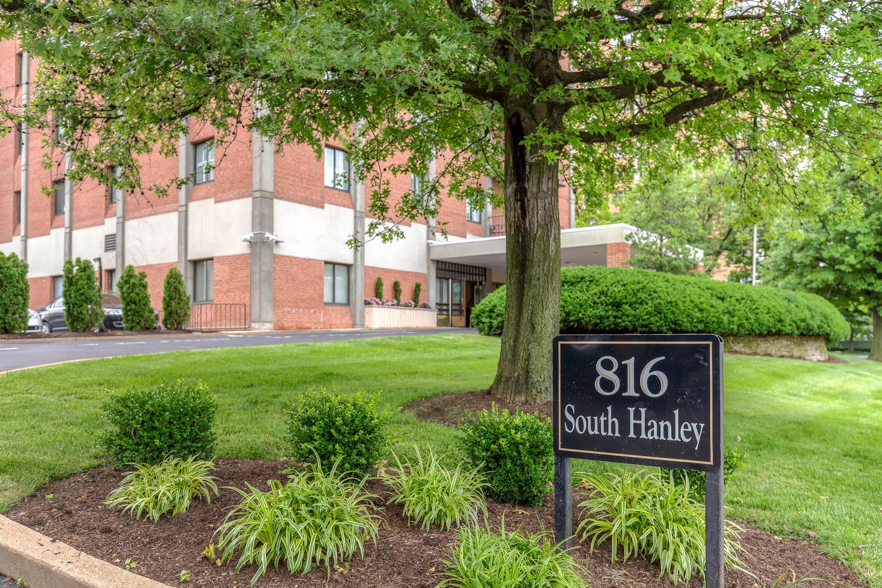 Condomínio para Venda às South Hanley 816 S Hanley #7A Clayton, Missouri, 63105 Estados Unidos