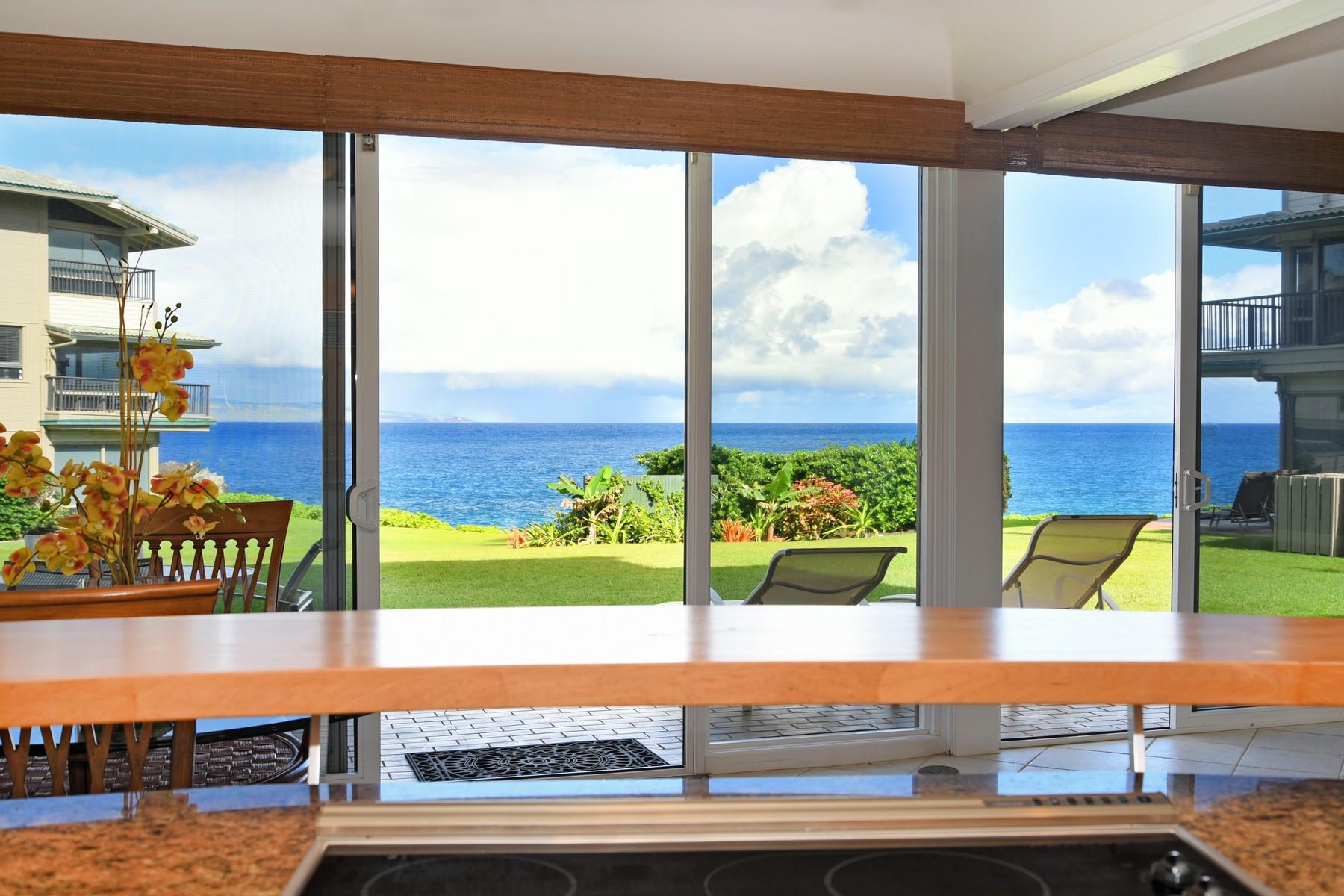 コンドミニアム のために 売買 アット Kapalua Bay Villas 28G1, 2 500 Bay Drive Kapalua Bay Villas 28G1, 2 Kapalua, ハワイ, 96761 アメリカ合衆国