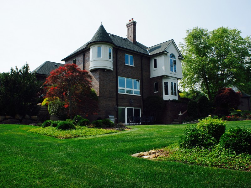 Property Of Amazing Riverfront Home