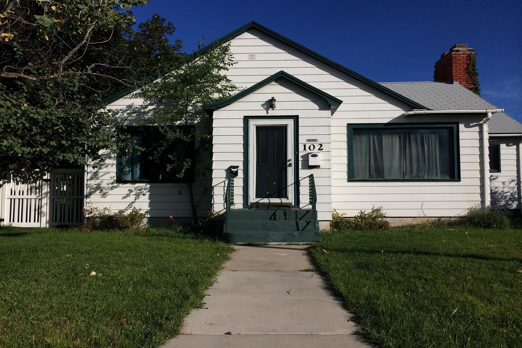 Outros residenciais para Venda às 102 W. Sussex Missoula, Montana 59801 Estados Unidos