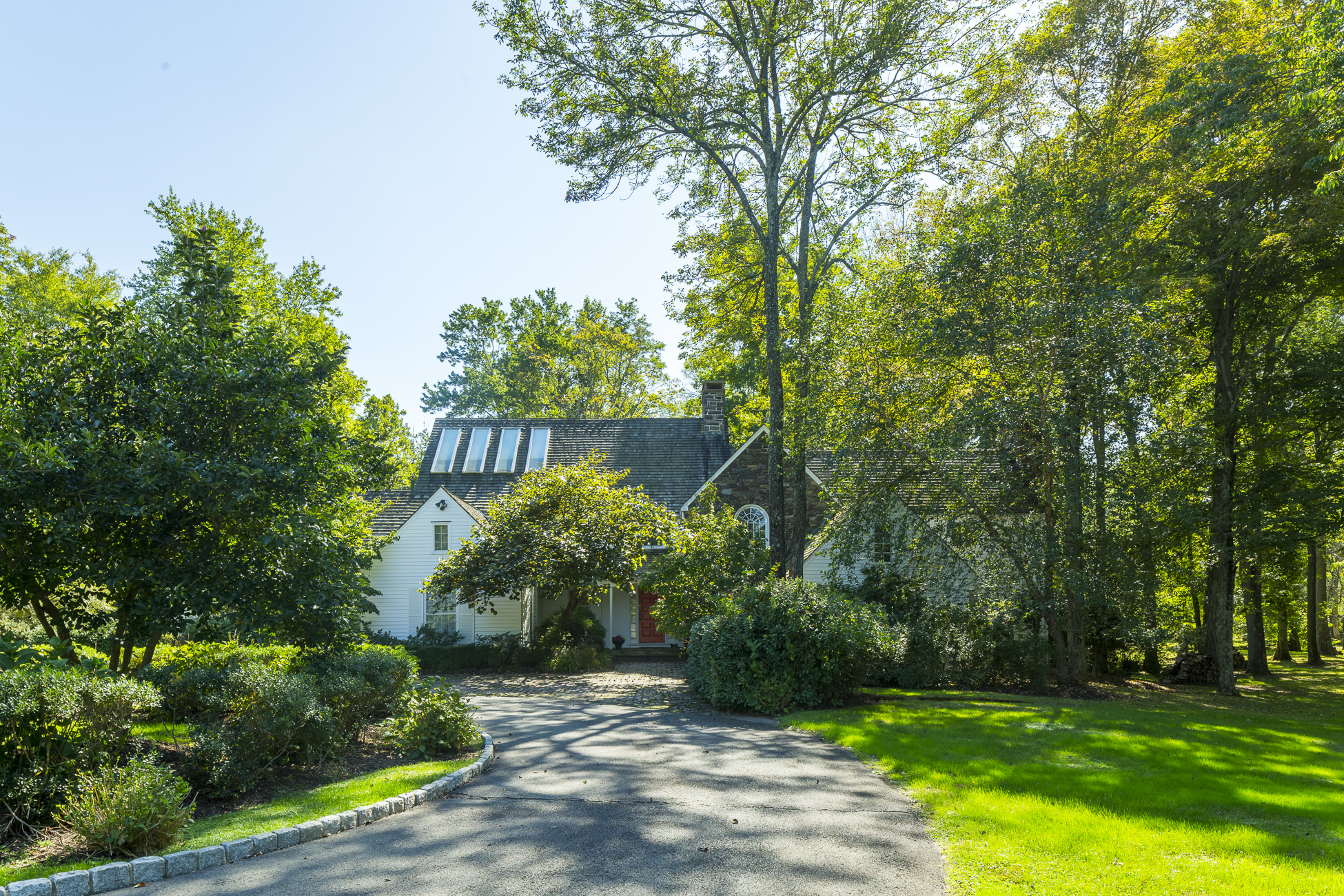 Villa per Vendita alle ore Expanded William Thompson 140 Hunt Drive Princeton, New Jersey, 08540 Stati Uniti