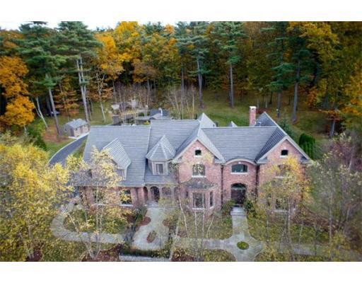 Moradia para Venda às Magnificent Private Estate 188 Old Connecticut Path Wayland, Massachusetts 01778 Estados Unidos