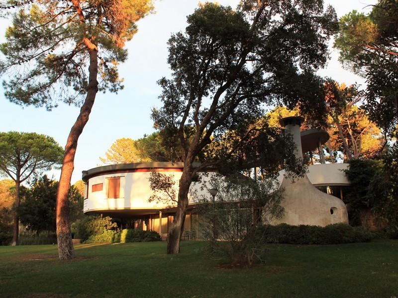 Property For Sale at Designer villa with park