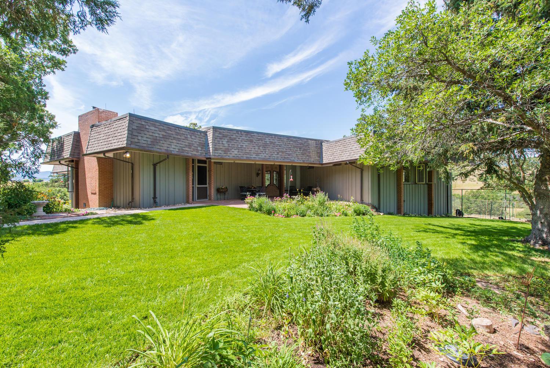 Villa per Vendita alle ore 3675 S Perry Park Rd Sedalia, Colorado, 80135 Stati Uniti