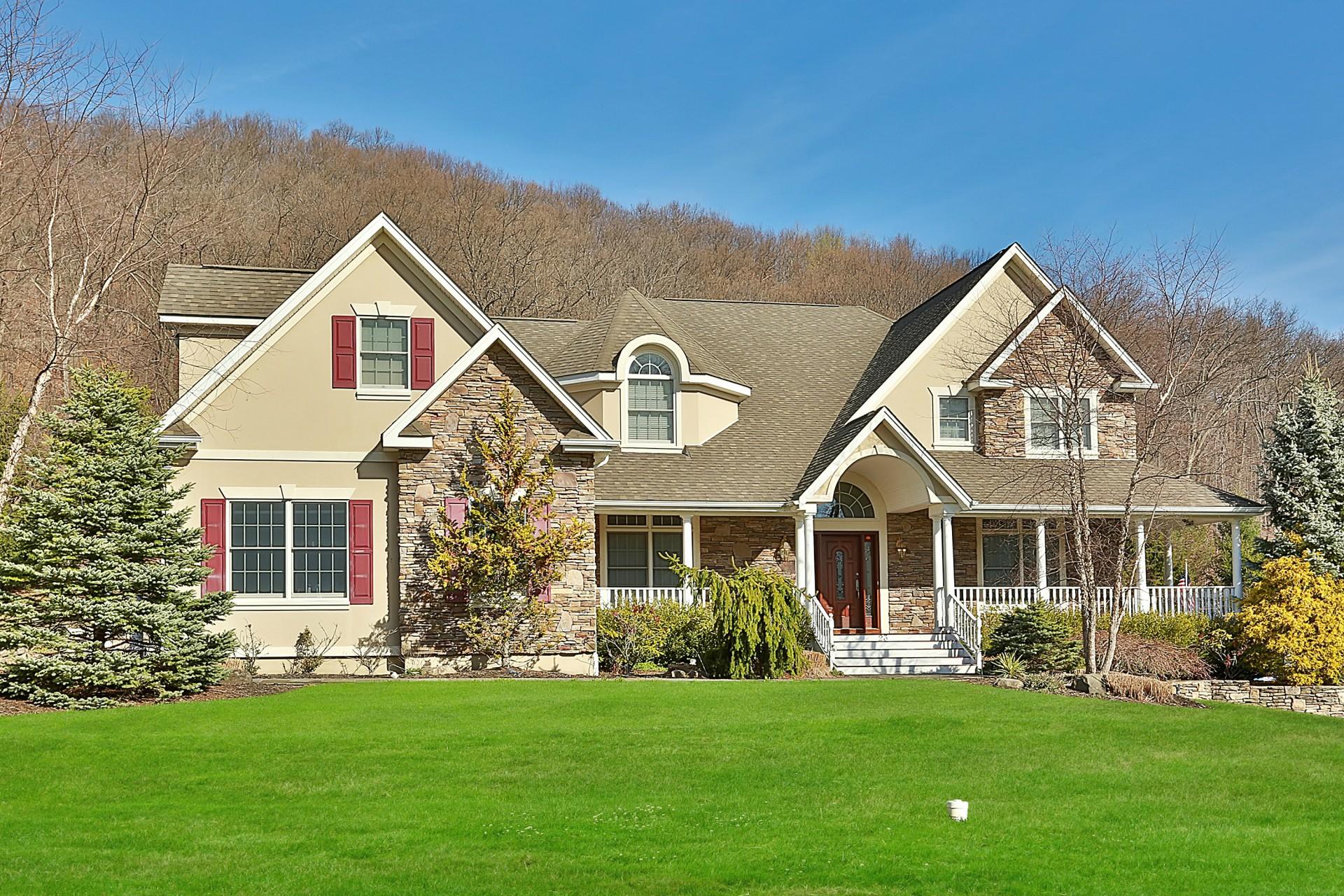 단독 가정 주택 용 매매 에 Stony Ridge Estates 23 Sandyfields Lane Stony Point, 뉴욕, 10980 미국