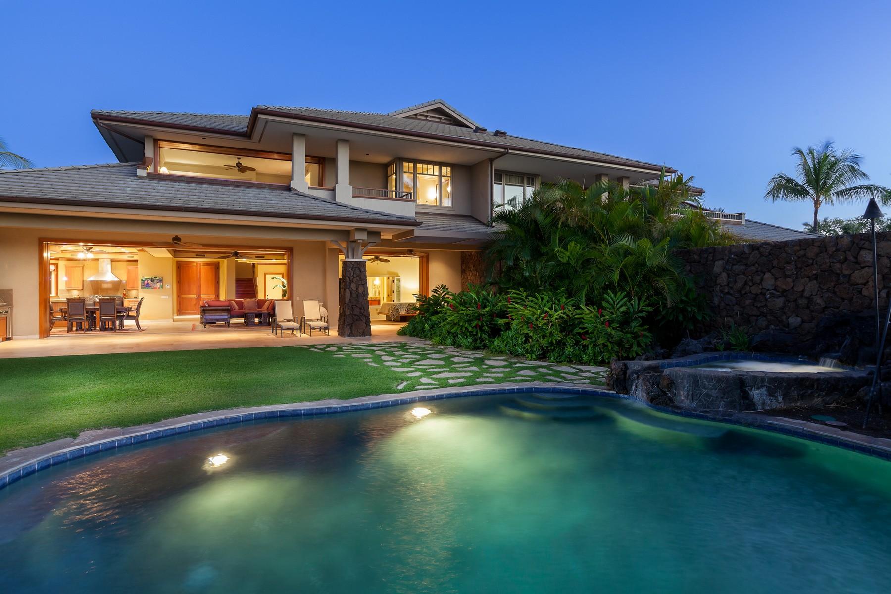 Residência urbana para Venda às Kaunaoa Subdivision 62-3939 Kaunaoa Iki Rd 8A Kamuela, Havaí, 96743 Estados Unidos