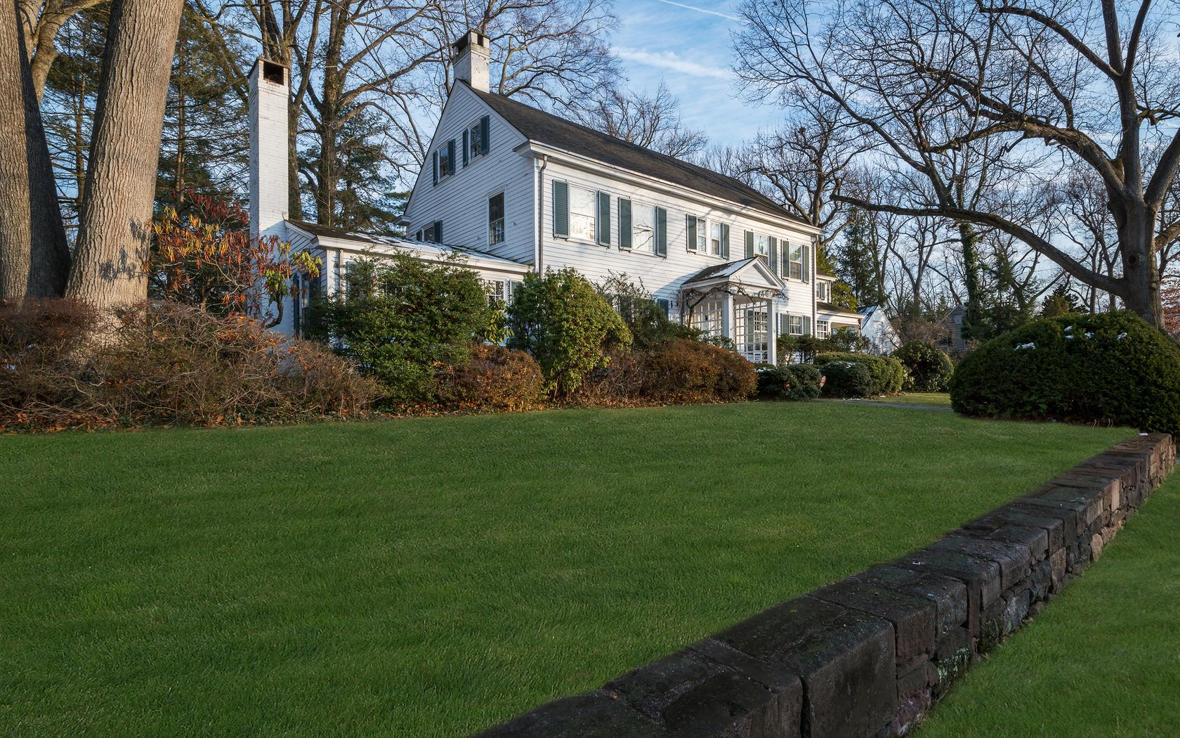 Property For Sale at Colonial in Tenafly's Old Smith Village