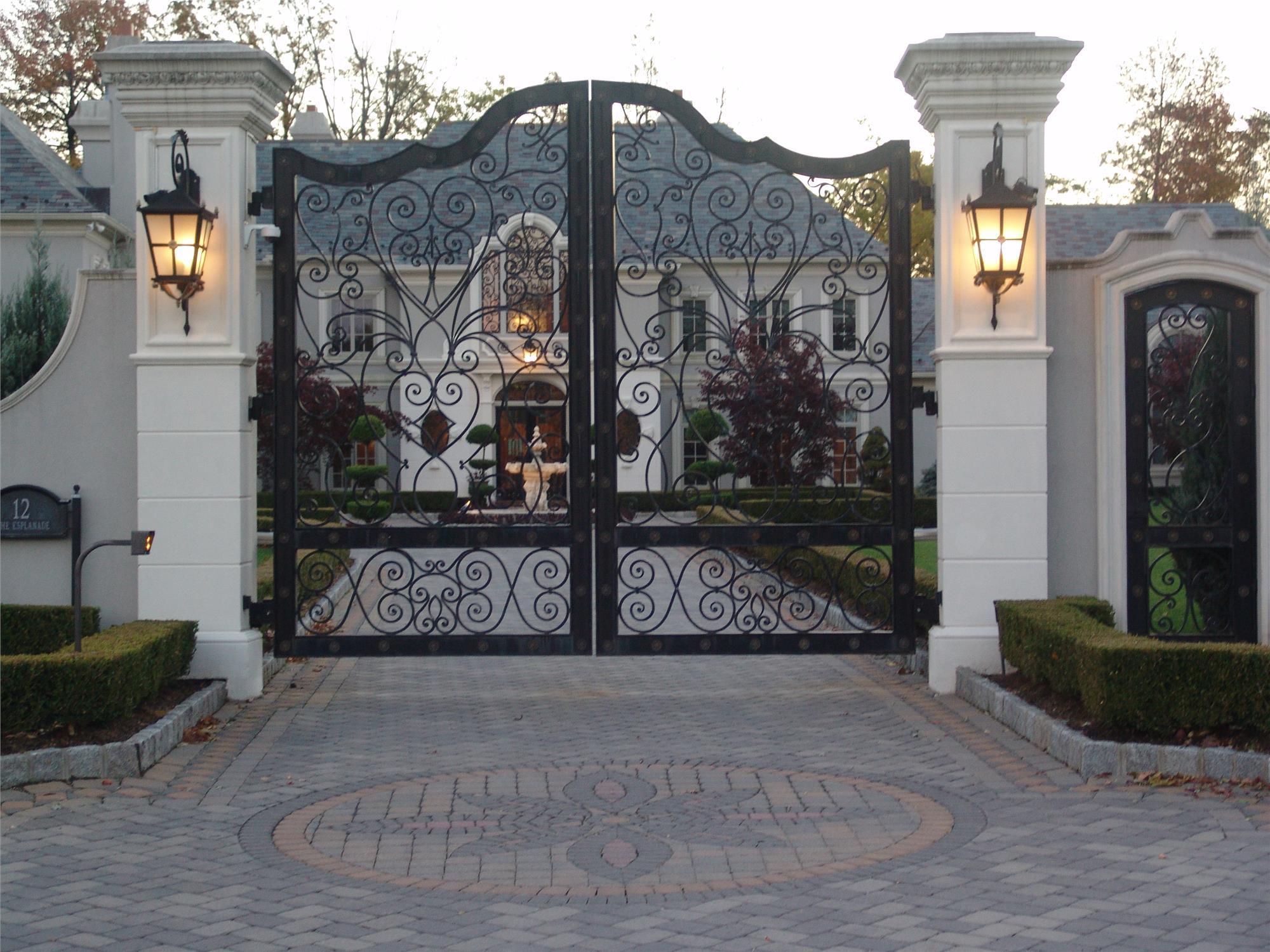Maison unifamiliale pour l Vente à Opulent French Estate 12 The Esplanade Alpine, New Jersey, 07620 États-Unis