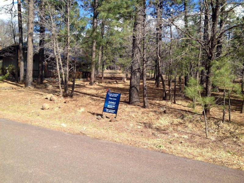 Land for Sale at Pinetop Lakes Mountain Homes 4179 Bucking Horse Trail #32 Pinetop, Arizona 85935 United States