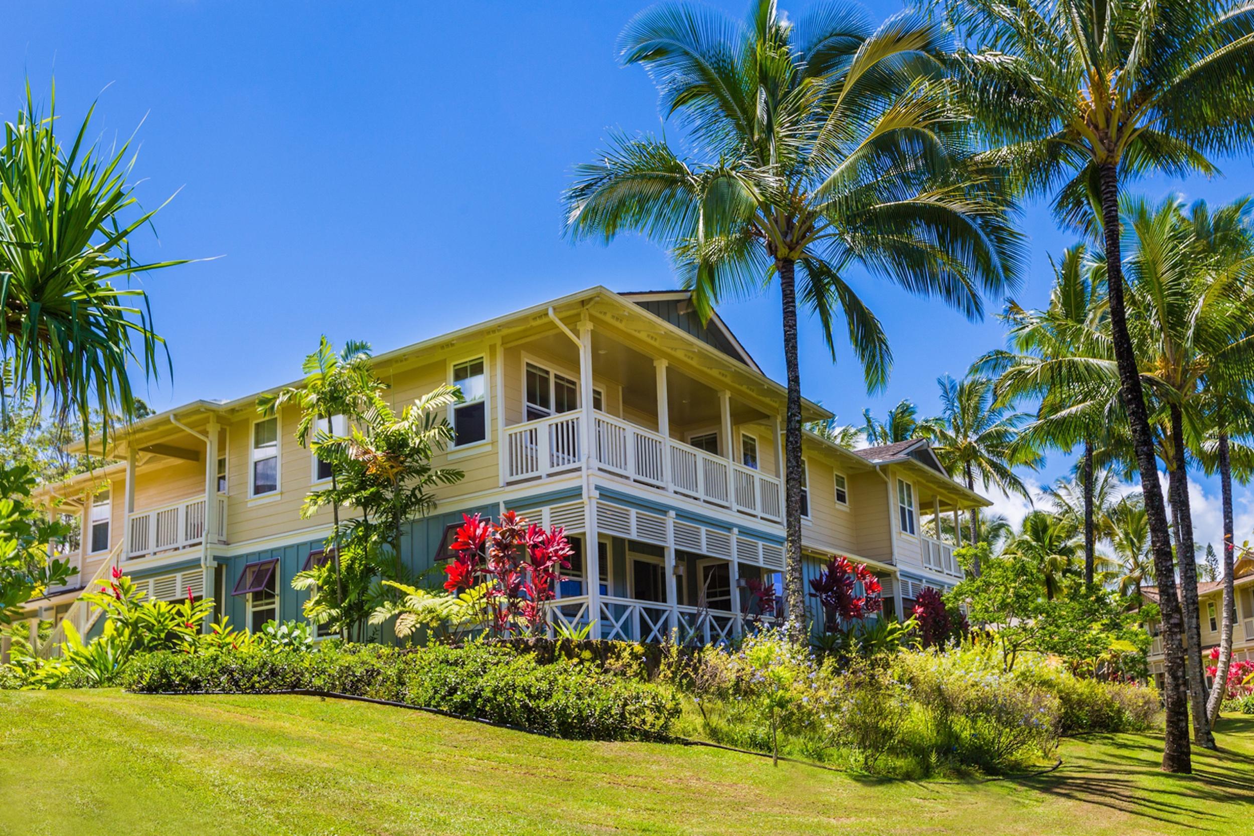 Eigentumswohnung für Verkauf beim North Shore beautifully furnished ground floor unit 4919 Pepelani Loop Nihilani #26B Princeville, Hawaii, 96722 Vereinigte Staaten