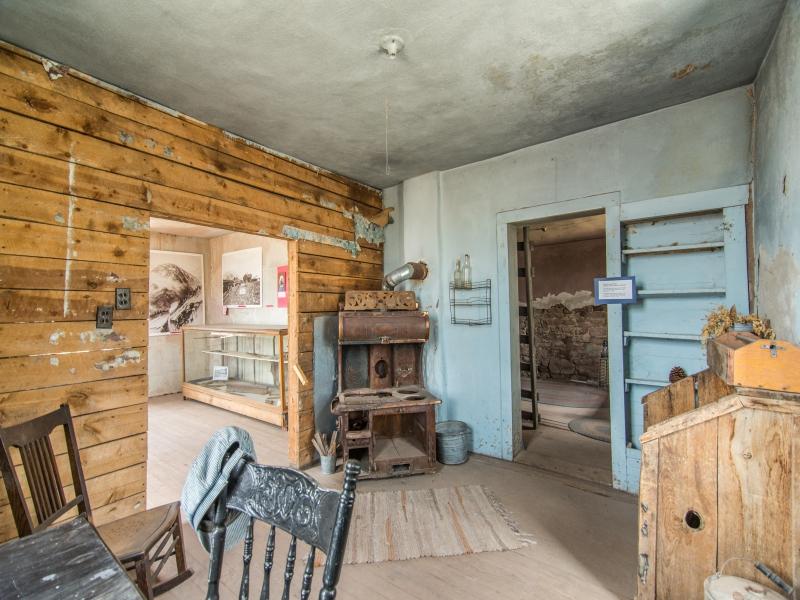 Property Of Historic Rocky Mountain Property