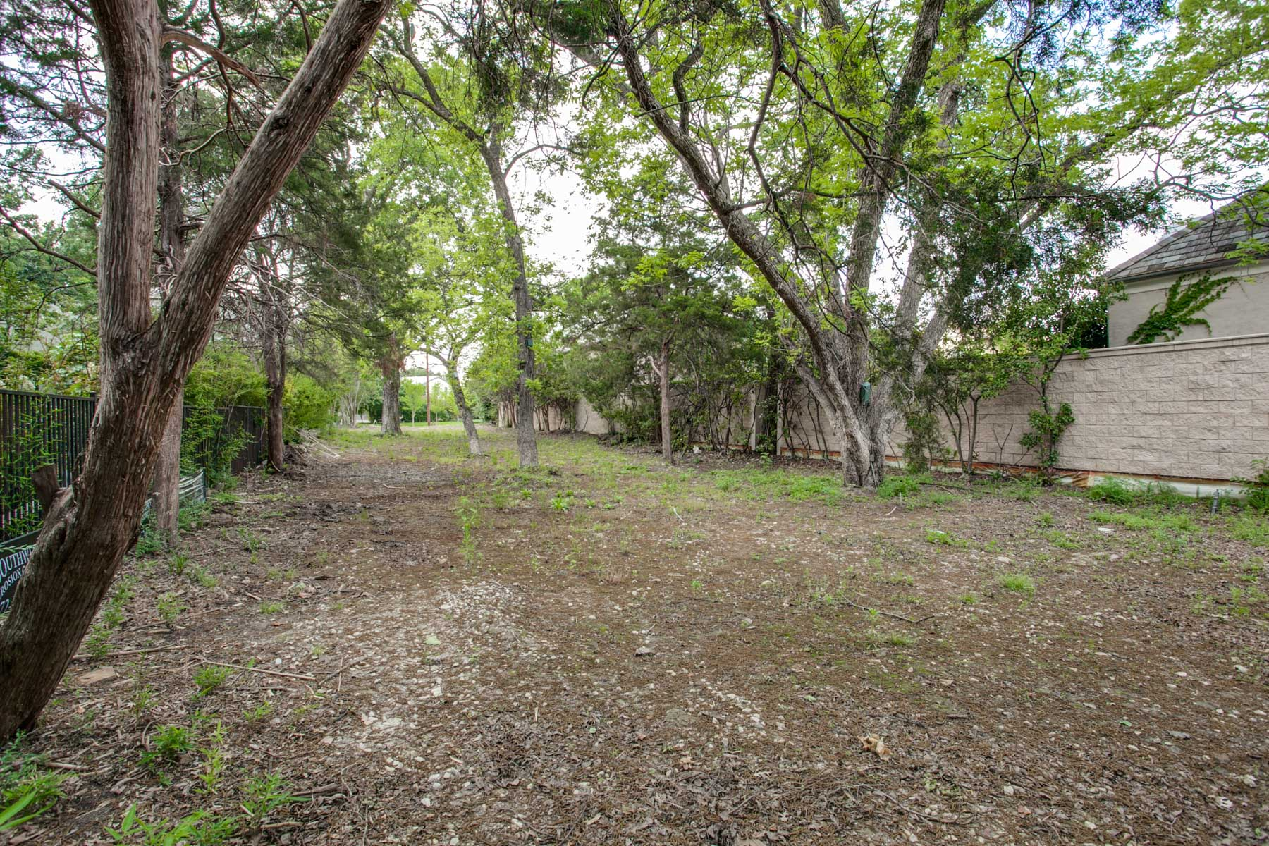sales property at Deep Lot Backing to the Katy Trail