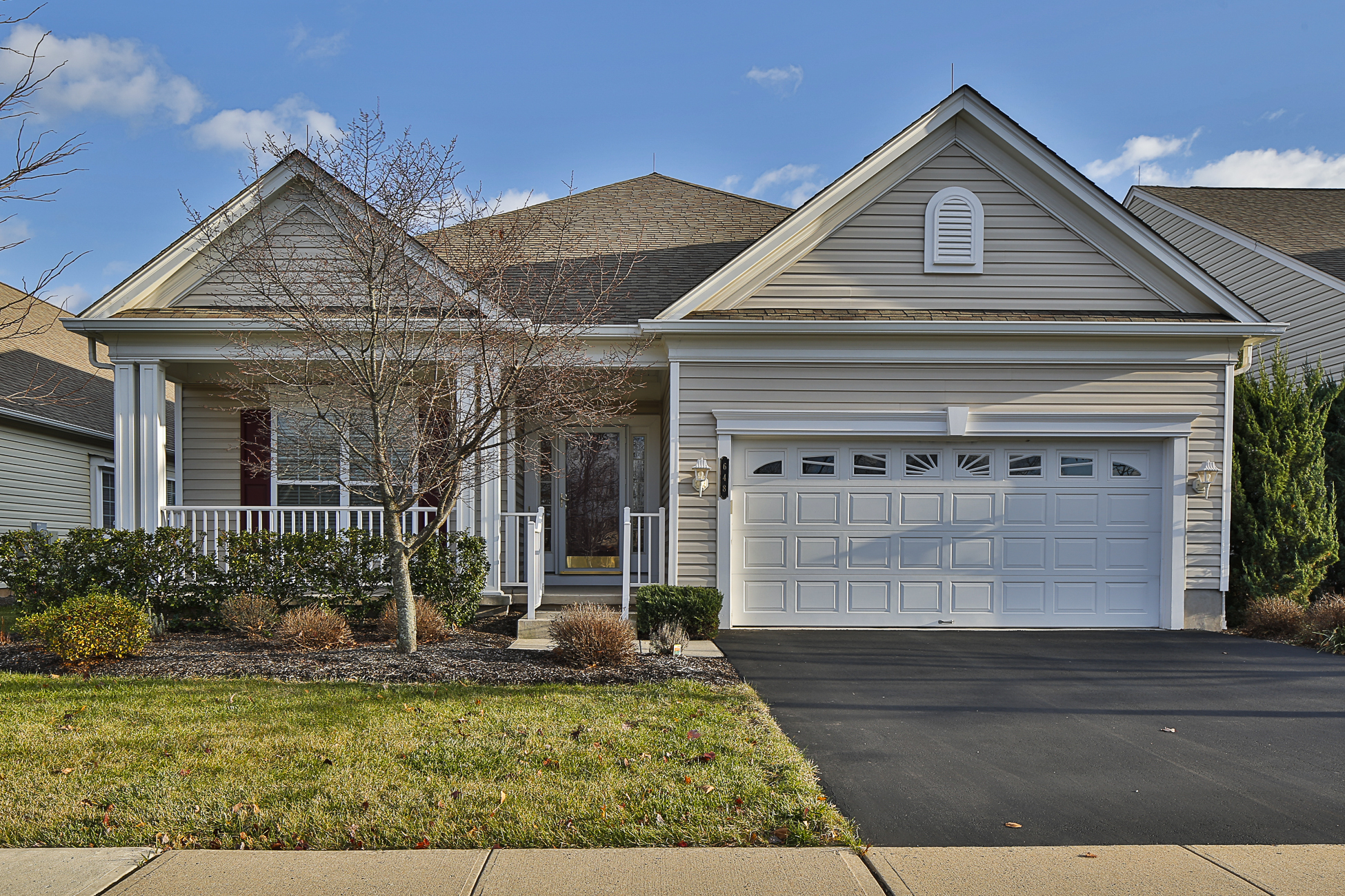 Property For Sale at Sunshine Sweeps Through Pristine Brighton Model - Franklin Township