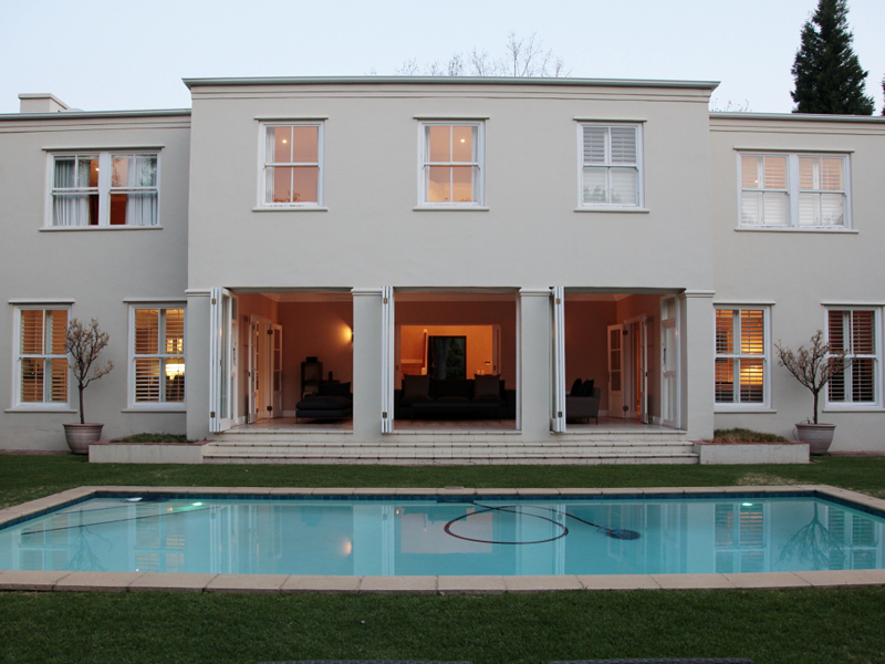 Single Family Home for Sale at Bryanston Johannesburg, Gauteng 2191 South Africa