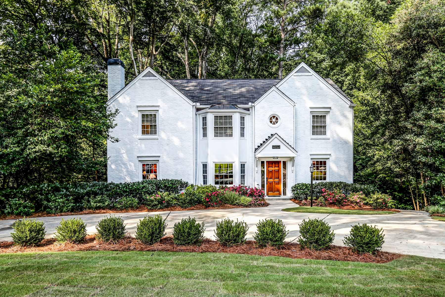 Single Family Home for Sale at Maximum home and estate lot for realistic price 1002 Clifton Road NE Druid Hills, Atlanta, Georgia, 30307 United States