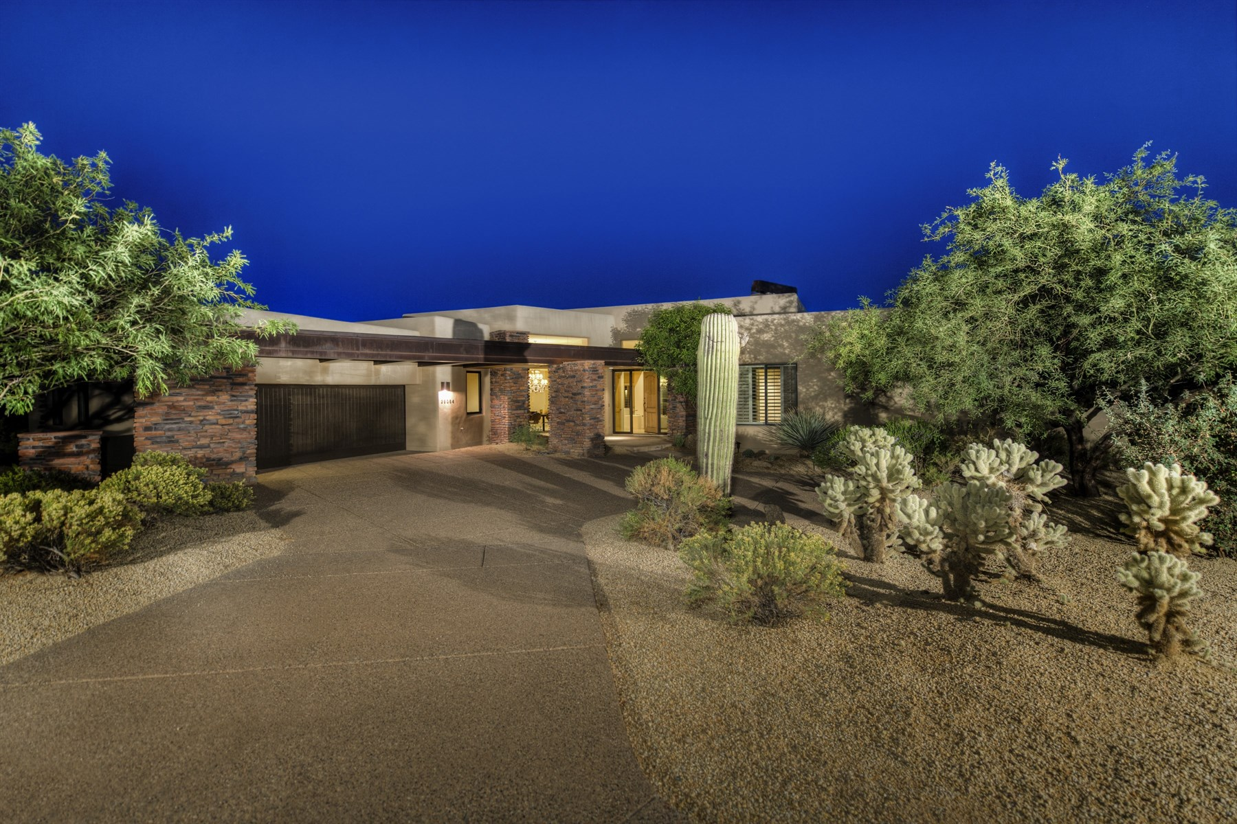 Property For Sale at Beautiful Home In The Village Of Desert Hills At Desert Mountain