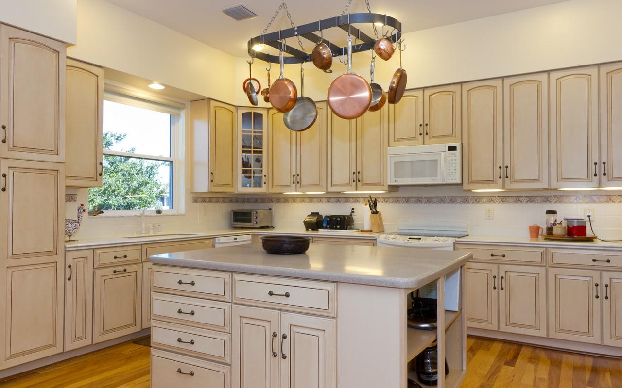 Moradia para Venda às Gourmet Island Kitchen 1035 Quail Ct SW Vero Beach, Florida, 32968 Estados Unidos