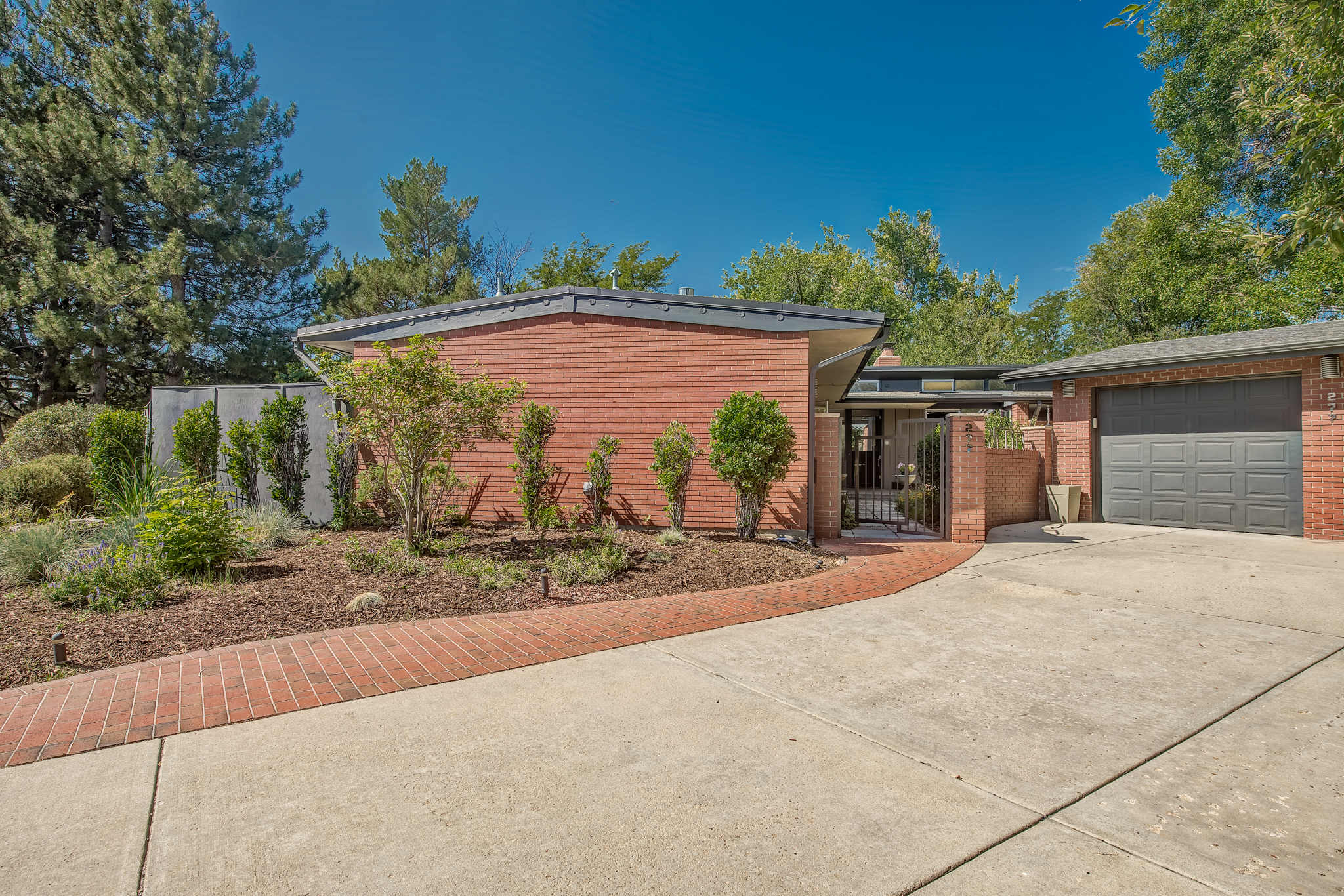 Single Family Home for Sale at Mid-Century Modern Ranch 277 South Dexter Street Hilltop, Denver, Colorado 80246 United States