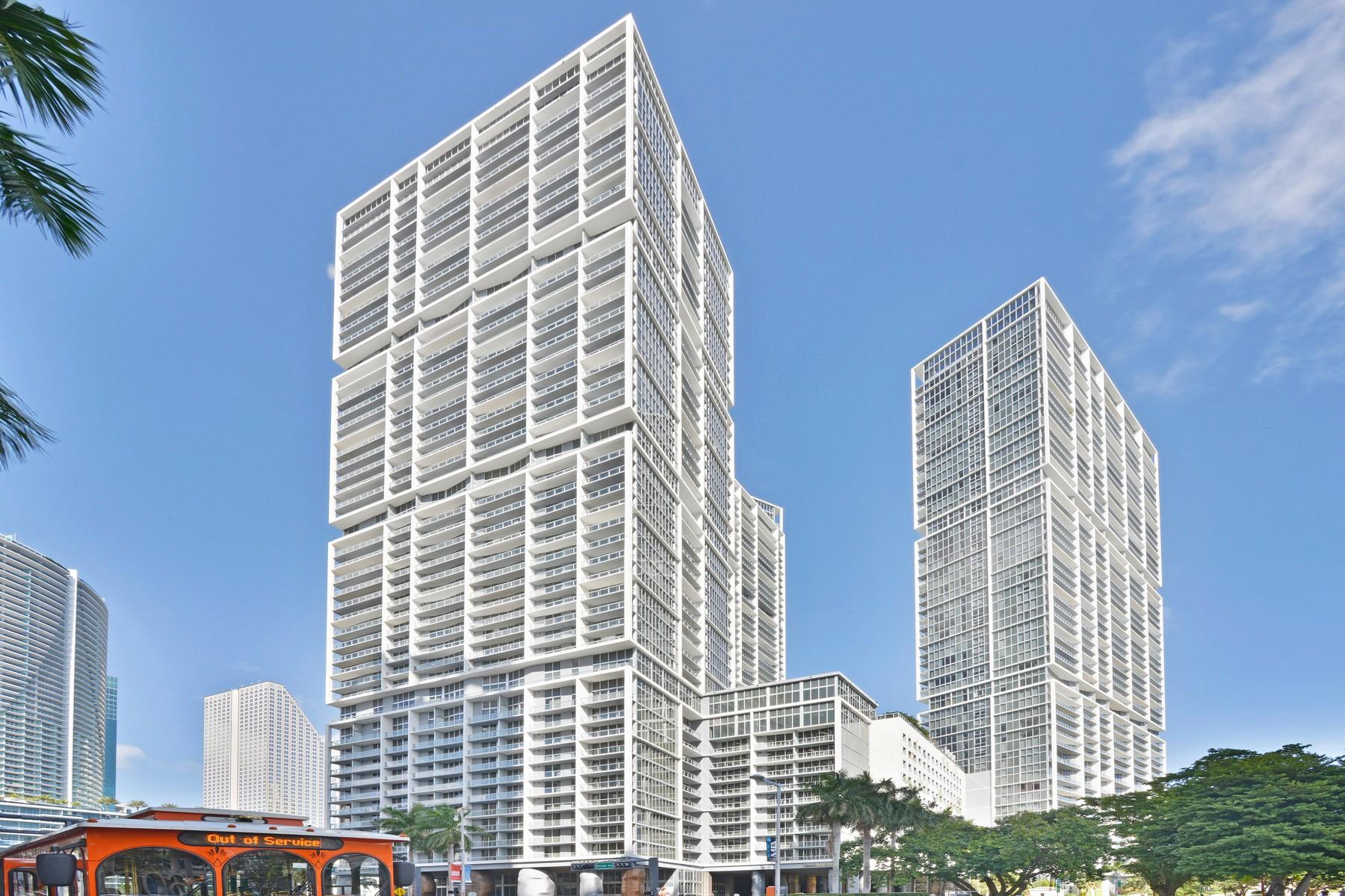 Condominium for Sale at 465 Brickell Ave #1703 465 Brickell Ave, #1703 Miami, Florida 33131 United States