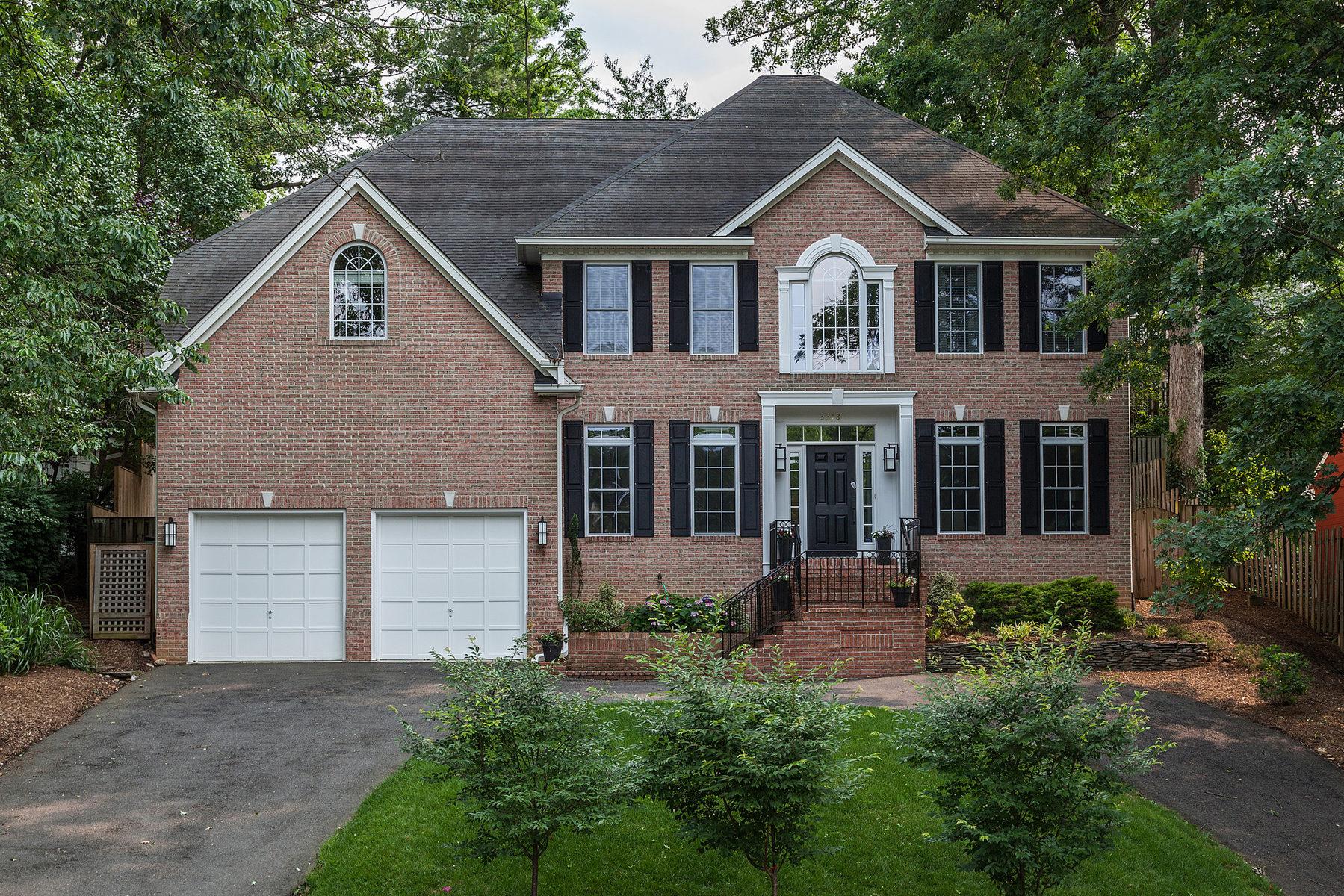 Single Family Home for Sale at 3318 Lorcom Lane, Arlington 3318 Lorcom Ln Arlington, Virginia 22207 United States