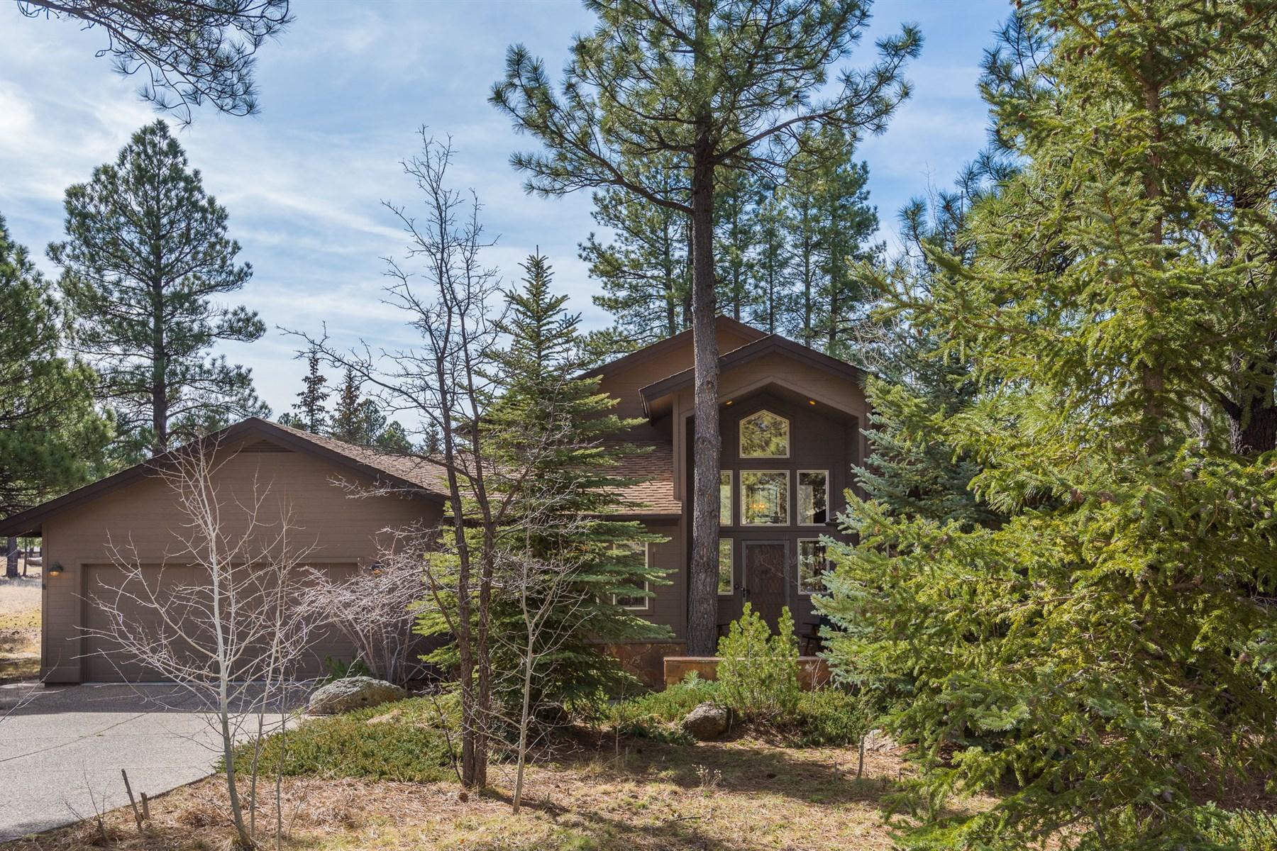 独户住宅 为 销售 在 wonderful single level home 2292 Bev Miller Flagstaff, 亚利桑那州 86005 美国