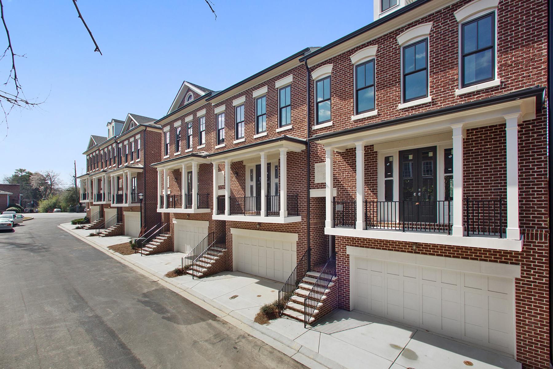 Townhouse for Sale at 3700 Peachtree 3700 Peachtree Road #5 Atlanta, Georgia, 30319 United States