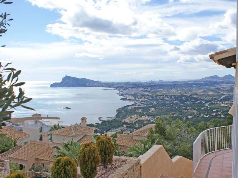 Nhà ở một gia đình vì Bán tại Magnificent Med Flair Villa Altea Hills Altea, Alicante Costa Blanca 03590 Tây Ban Nha