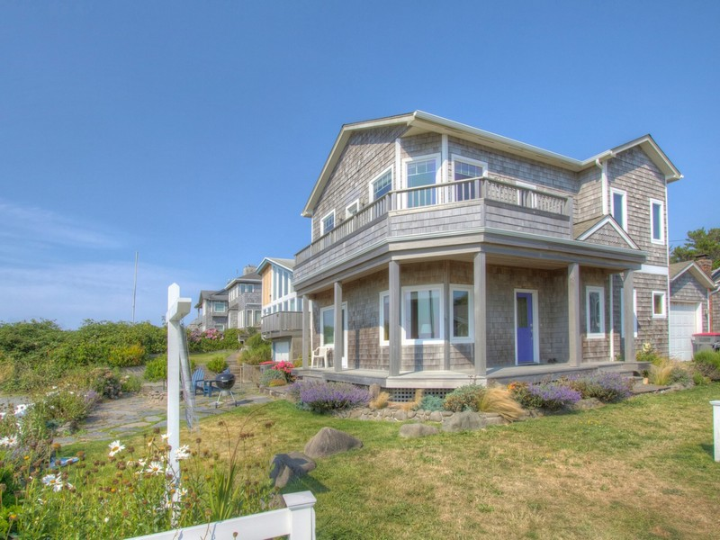 Property Of Oceanfront Cannon Beach Home