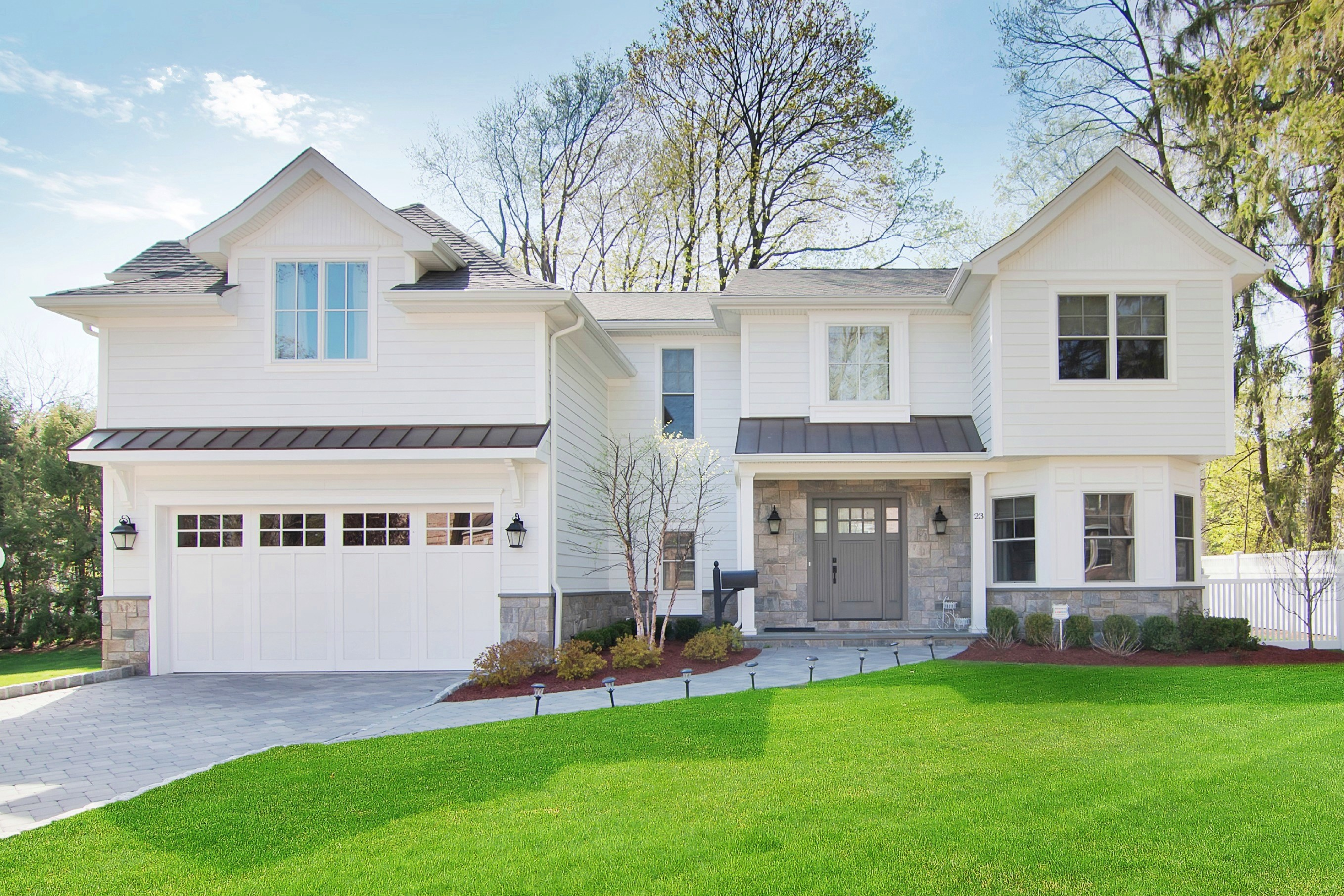 sales property at Exquisite New Construction in Demarest