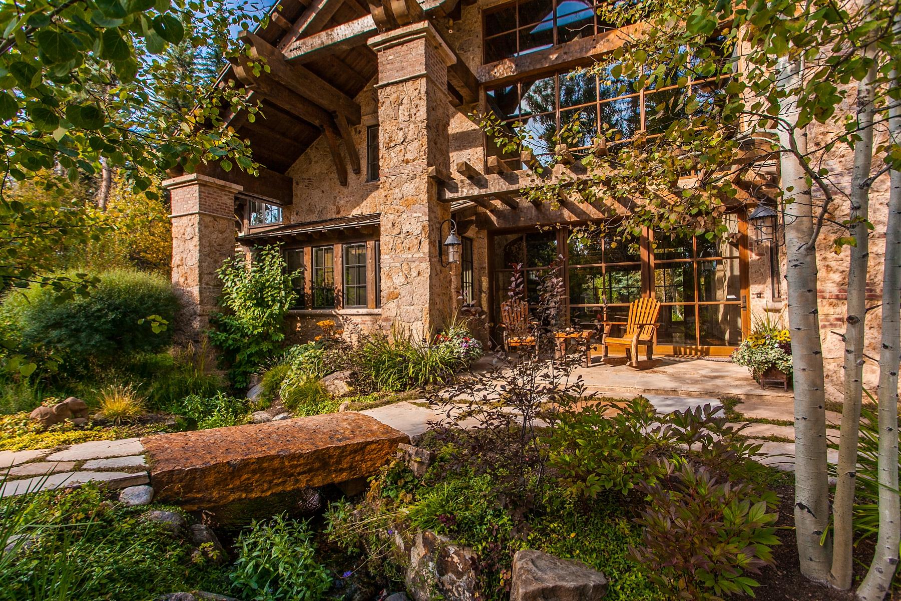 Property Of Creekside Splendor