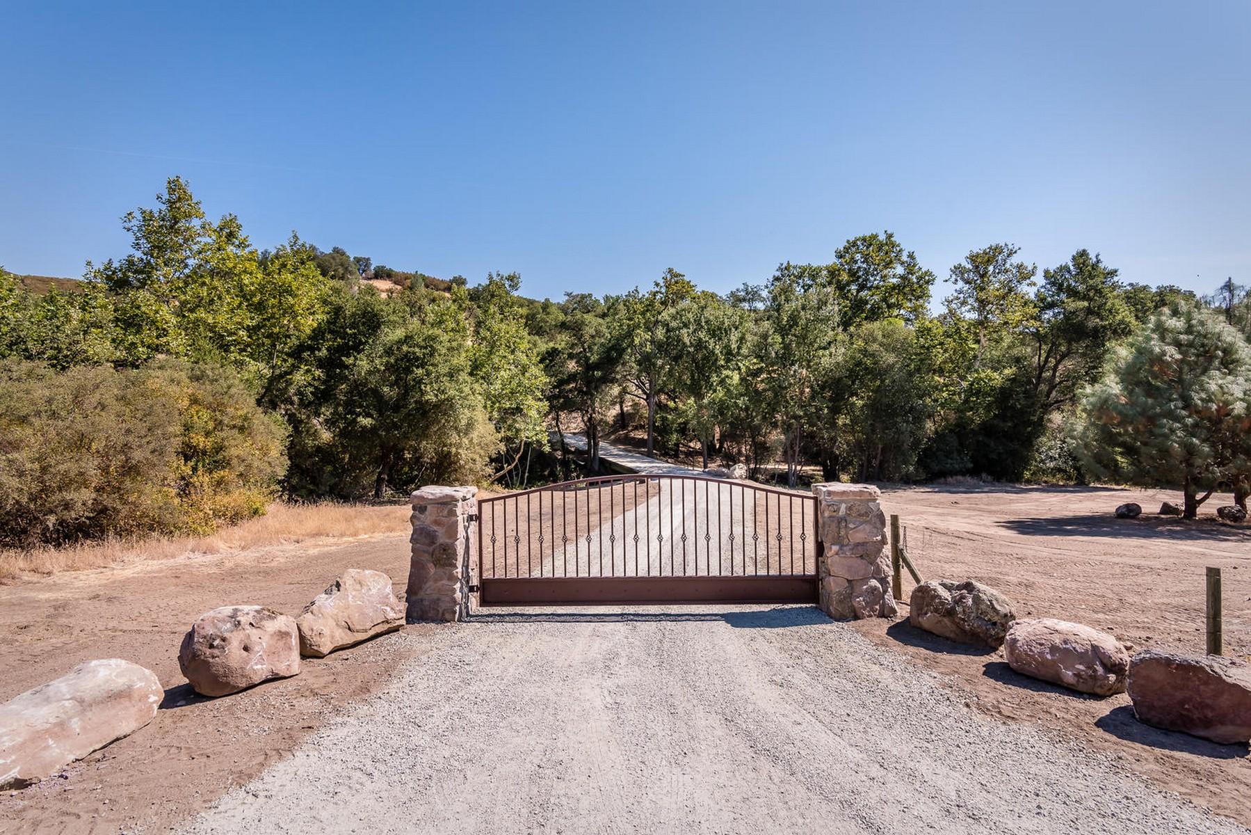 Land for Sale at Majestic Hill & Valley Views 8781 Tassajara Creek Road Santa Margarita, California, 93453 United States