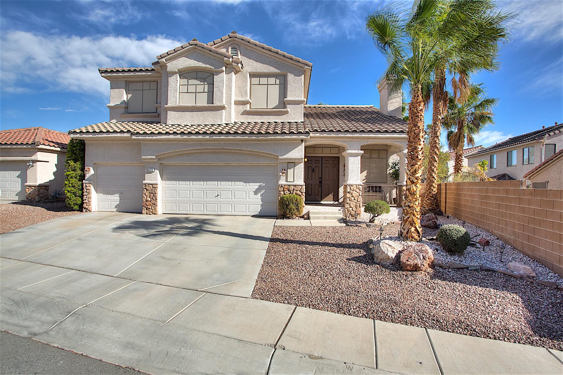 단독 가정 주택 용 매매 에 8972 Shale Valley St Las Vegas, 네바다 89123 미국