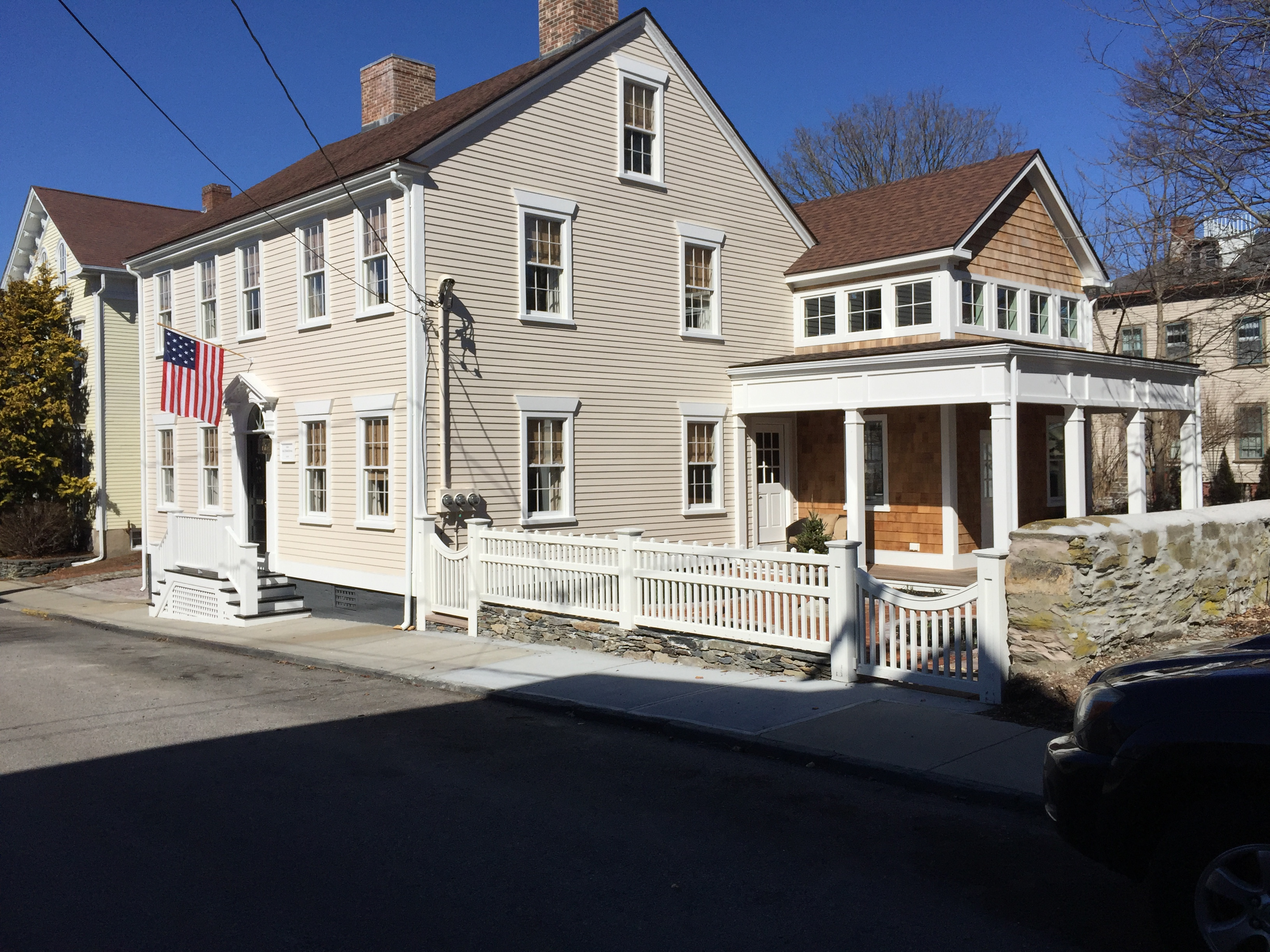 sales property at Isaac and Elizabeth Sherman House