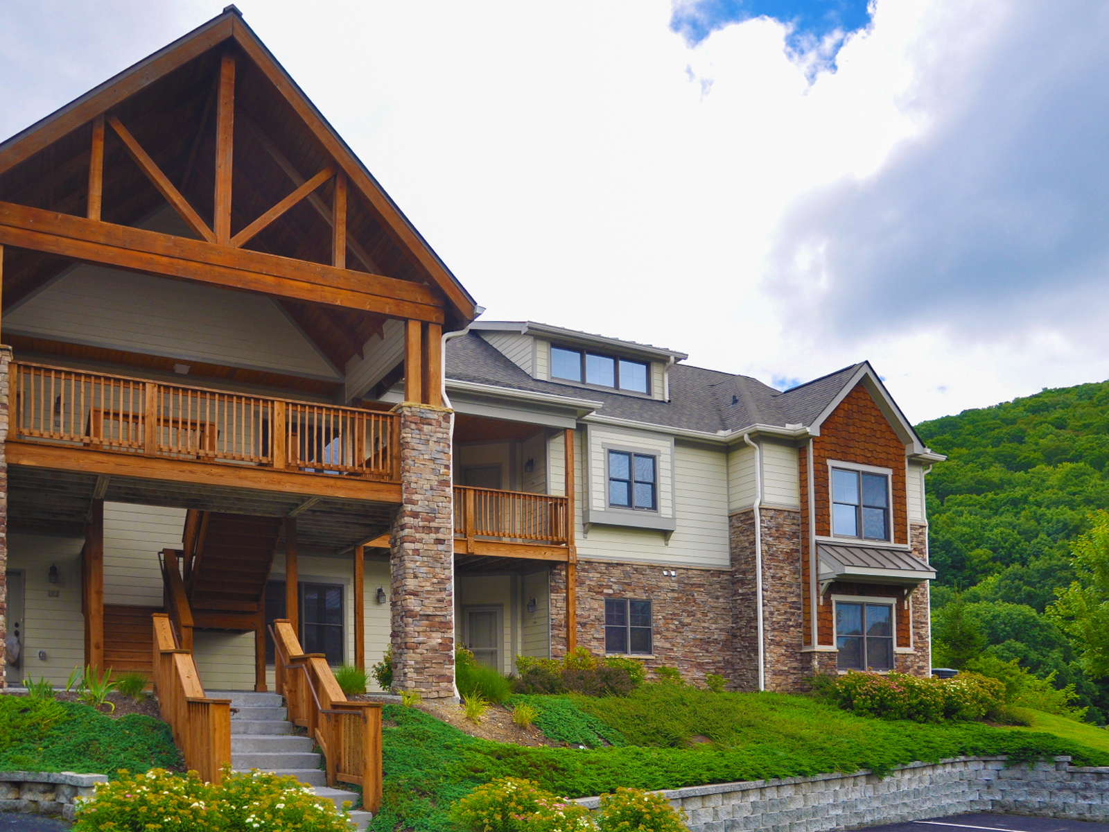 Condominium for Sale at The Lodges at Elkmont 135 F Wapiti Way Banner Elk, North Carolina 28604 United States