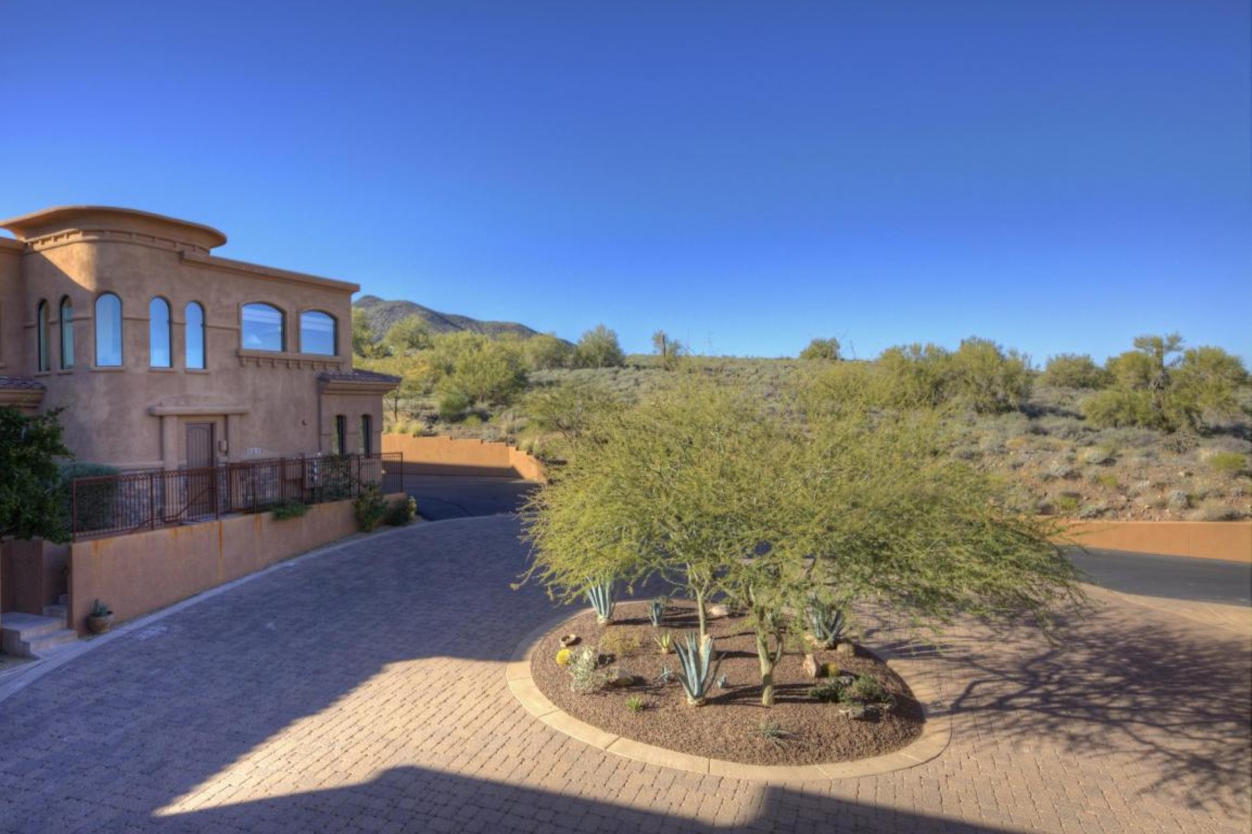 Townhouse for Sale at Penthouse style living with extraordinary,panoramic views. 7199 E RIDGEVIEW PL 221 Carefree, Arizona 85377 United States