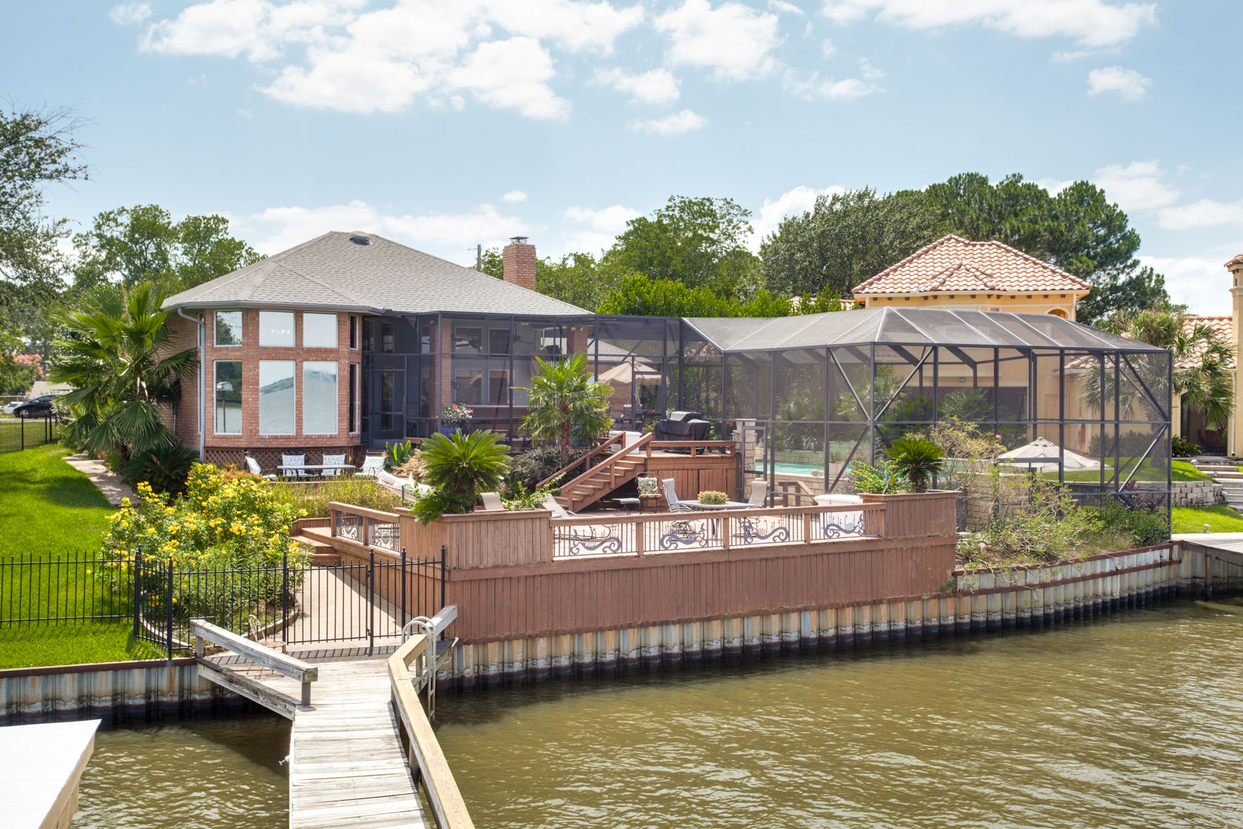 sales property at Spectacular Lakefront Home